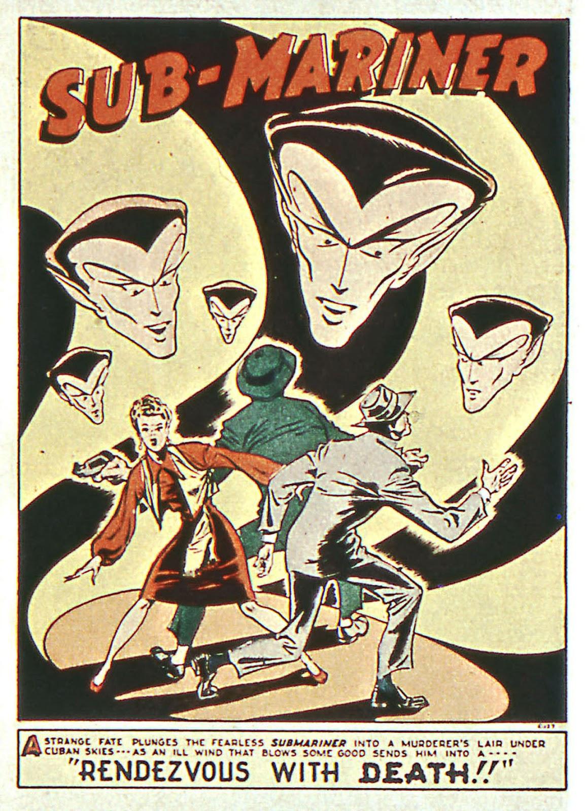 Sub-Mariner Comics Issue #16 #16 - English 15
