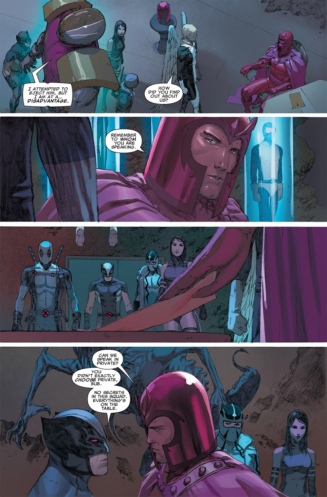 Uncanny X-Force (2010) Issue #9 #10 - English 12