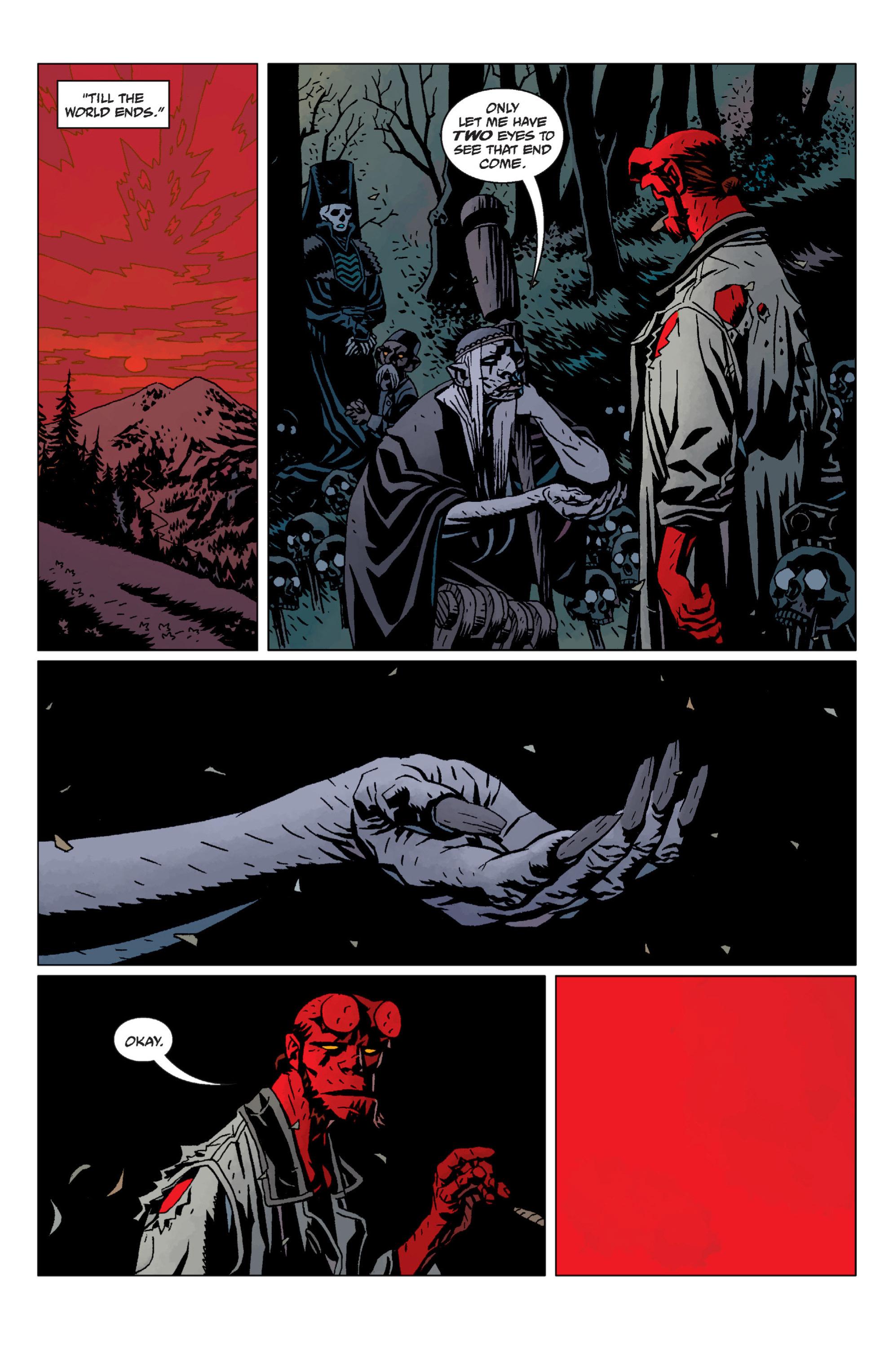 Hellboy chap 12 pic 78