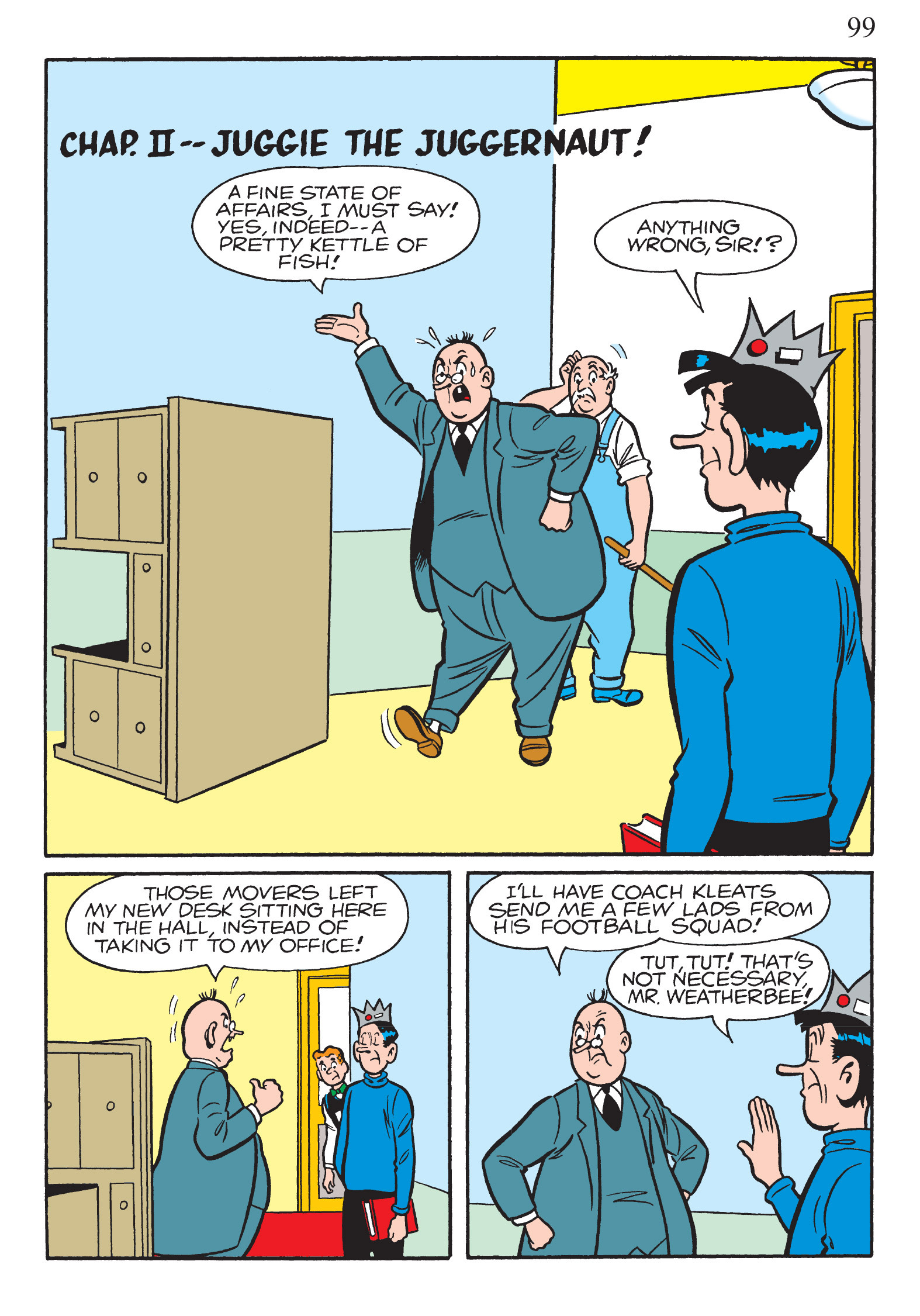 Read online The Best of Archie Comics comic -  Issue # TPB 2 (Part 1) - 101