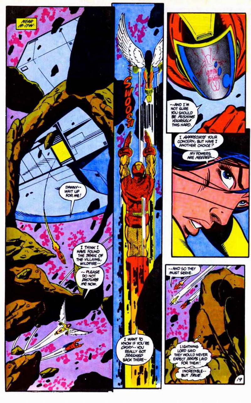 Tales of the Legion Issue #327 #14 - English 20