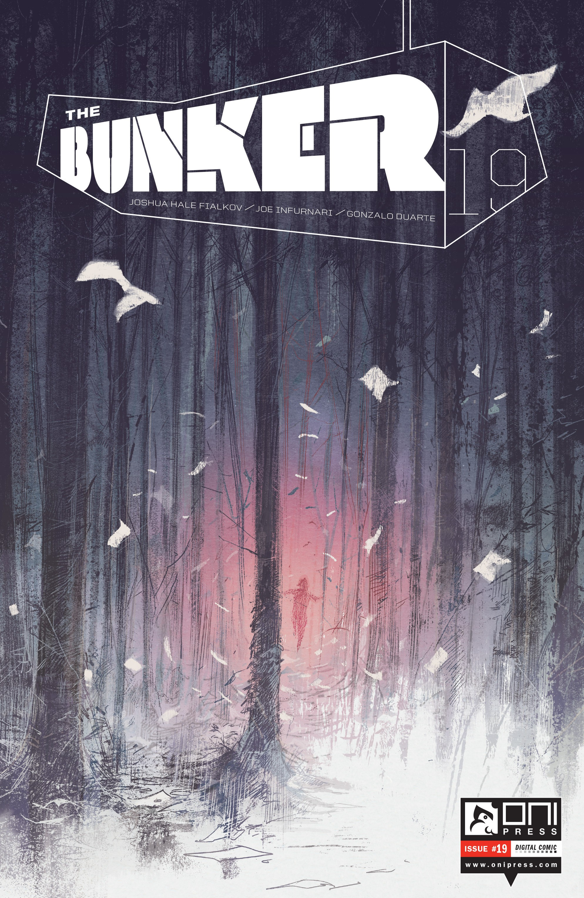The Bunker (2014) issue 19 - Page 1