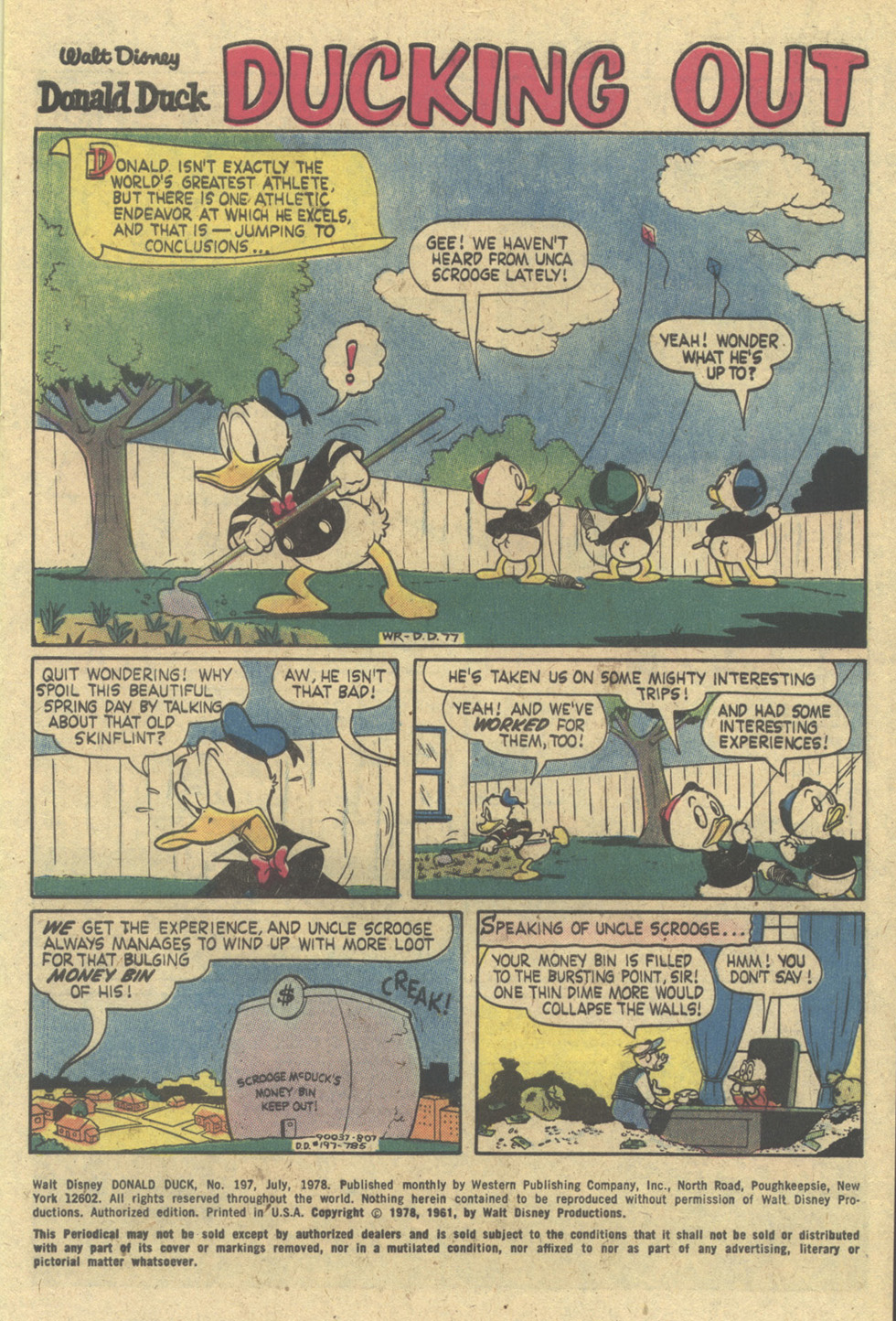 Donald Duck (1962) 197 Page 2