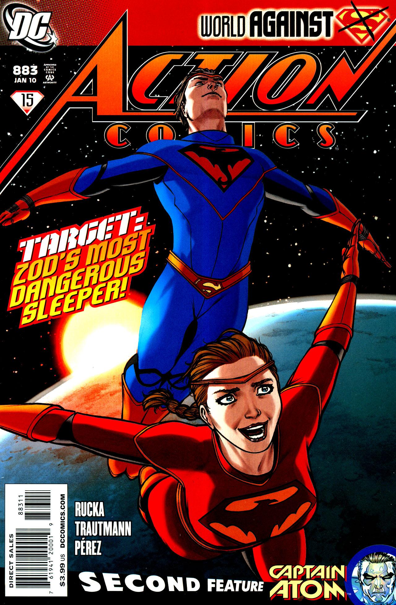 Action Comics (1938) 883 Page 1