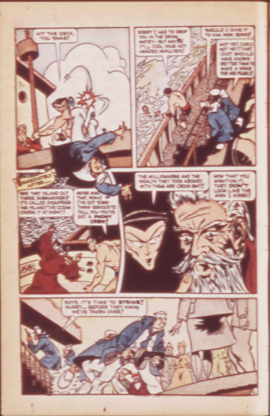 Sub-Mariner Comics Issue #19 #19 - English 34