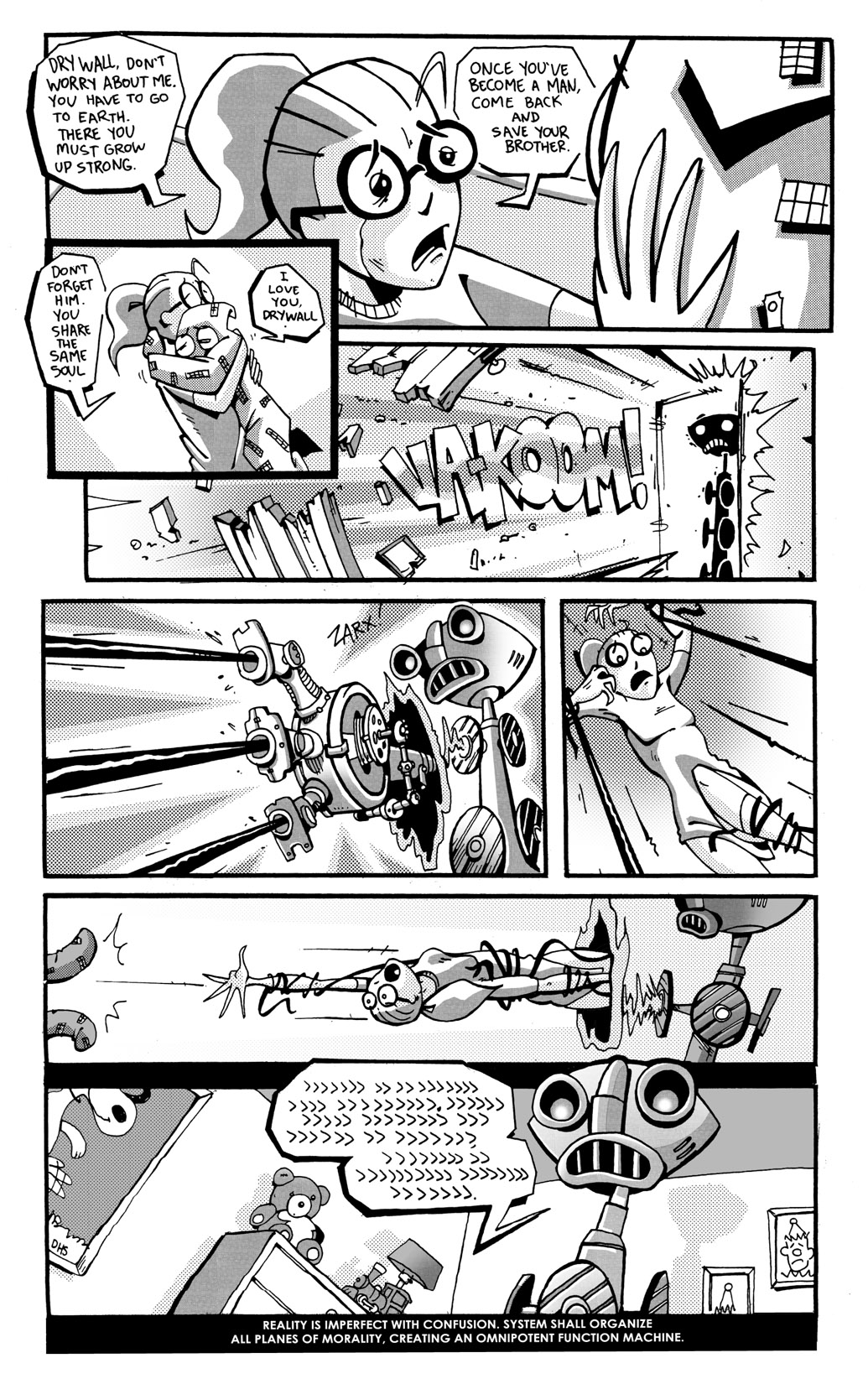 Read online Scud: The Disposable Assassin: The Whole Shebang comic -  Issue # TPB (Part 2) - 193
