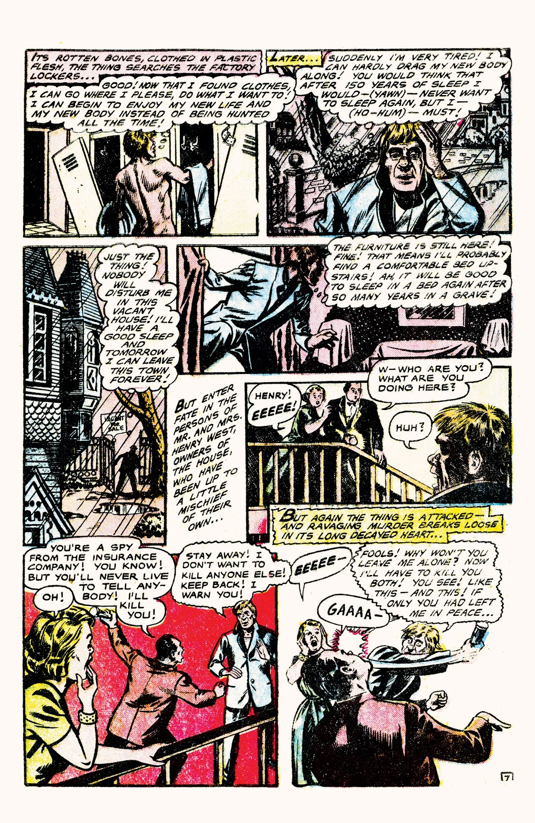 Haunted Horror Issue #9 #9 - English 22