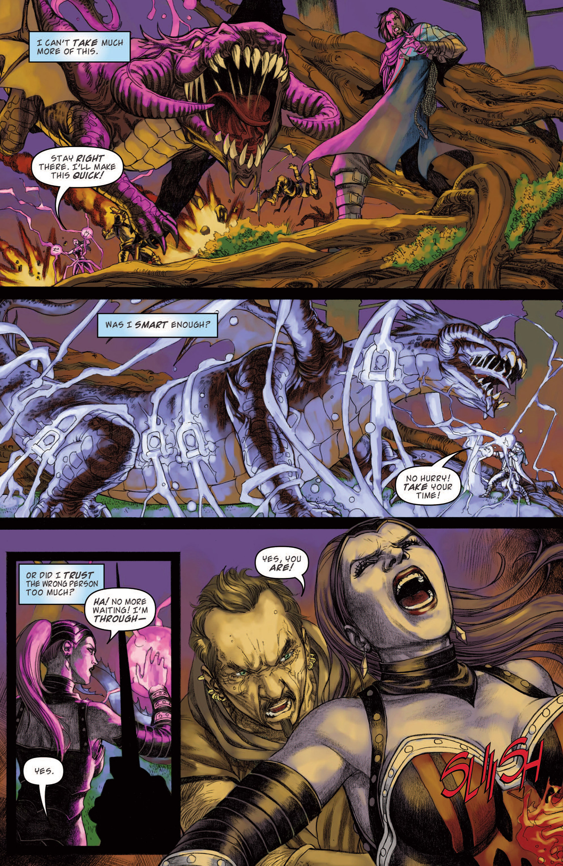 Read online Magic: The Gathering--Path of Vengeance comic -  Issue #4 - 17
