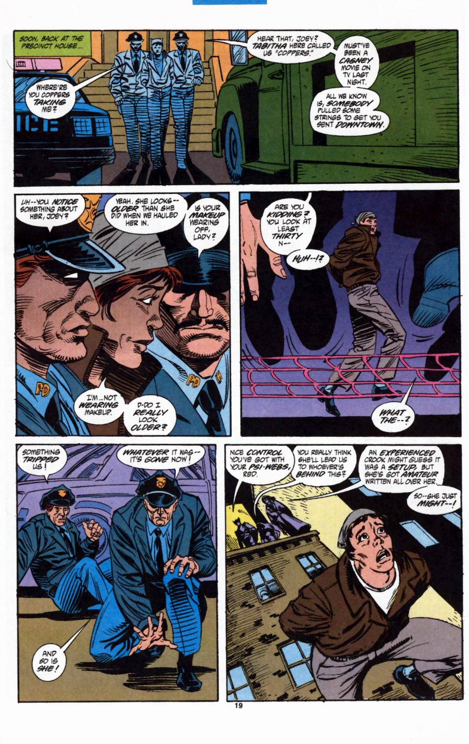 Read online Secret Defenders comic -  Issue #2 - 16