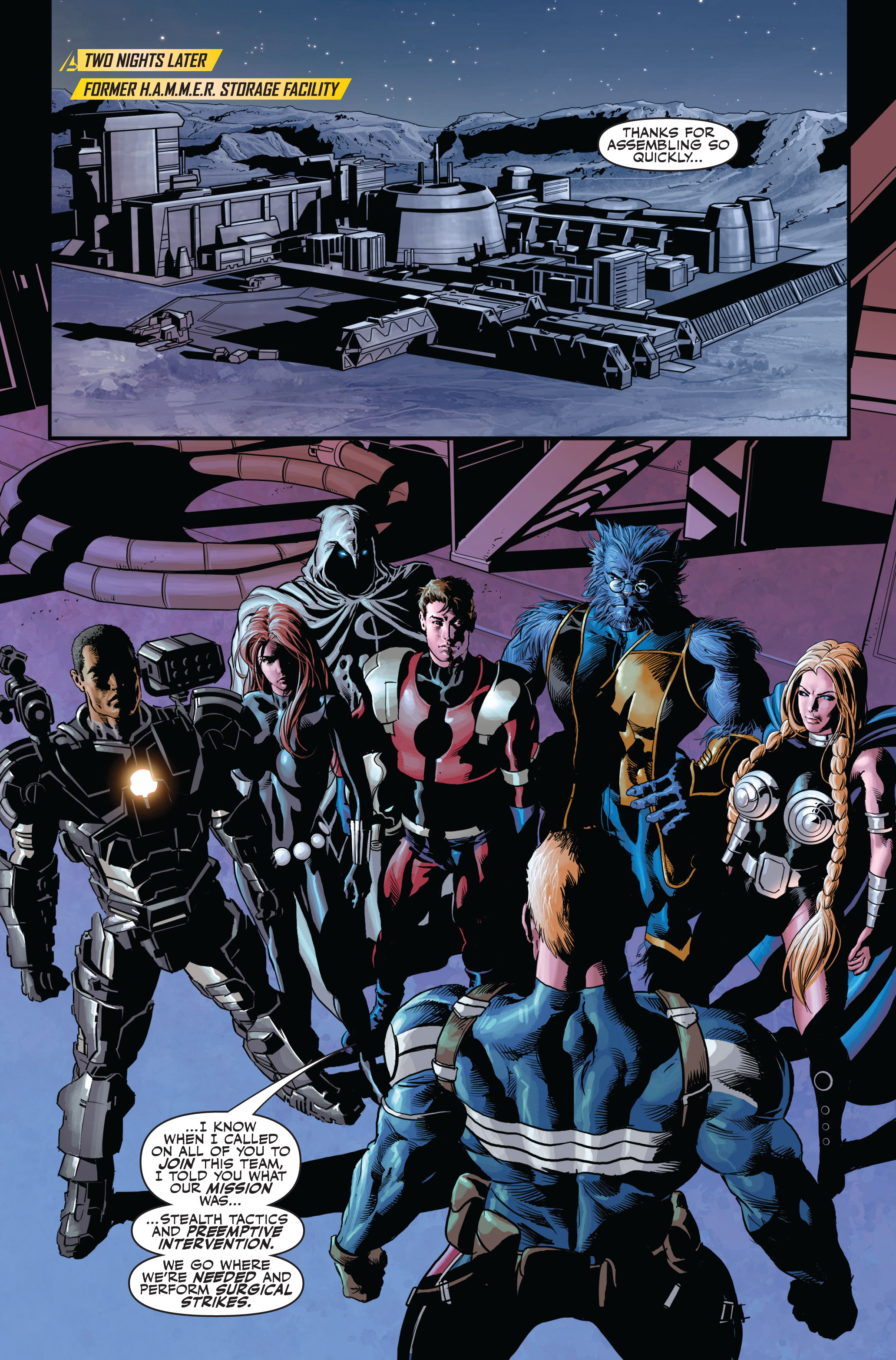 Read online Secret Avengers (2010) comic -  Issue #1 - 20