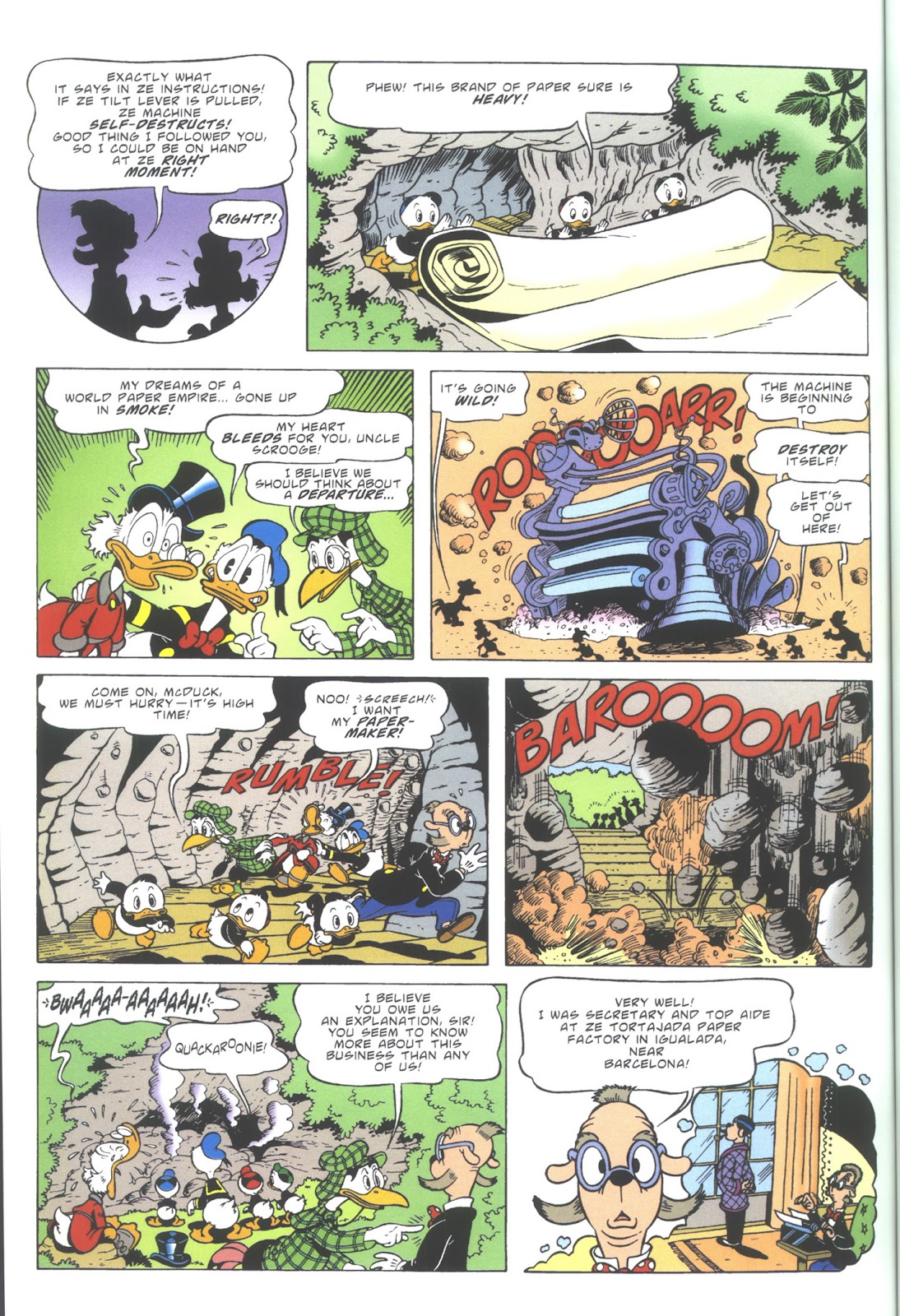 Uncle Scrooge (1953) Issue #353 #353 - English 44
