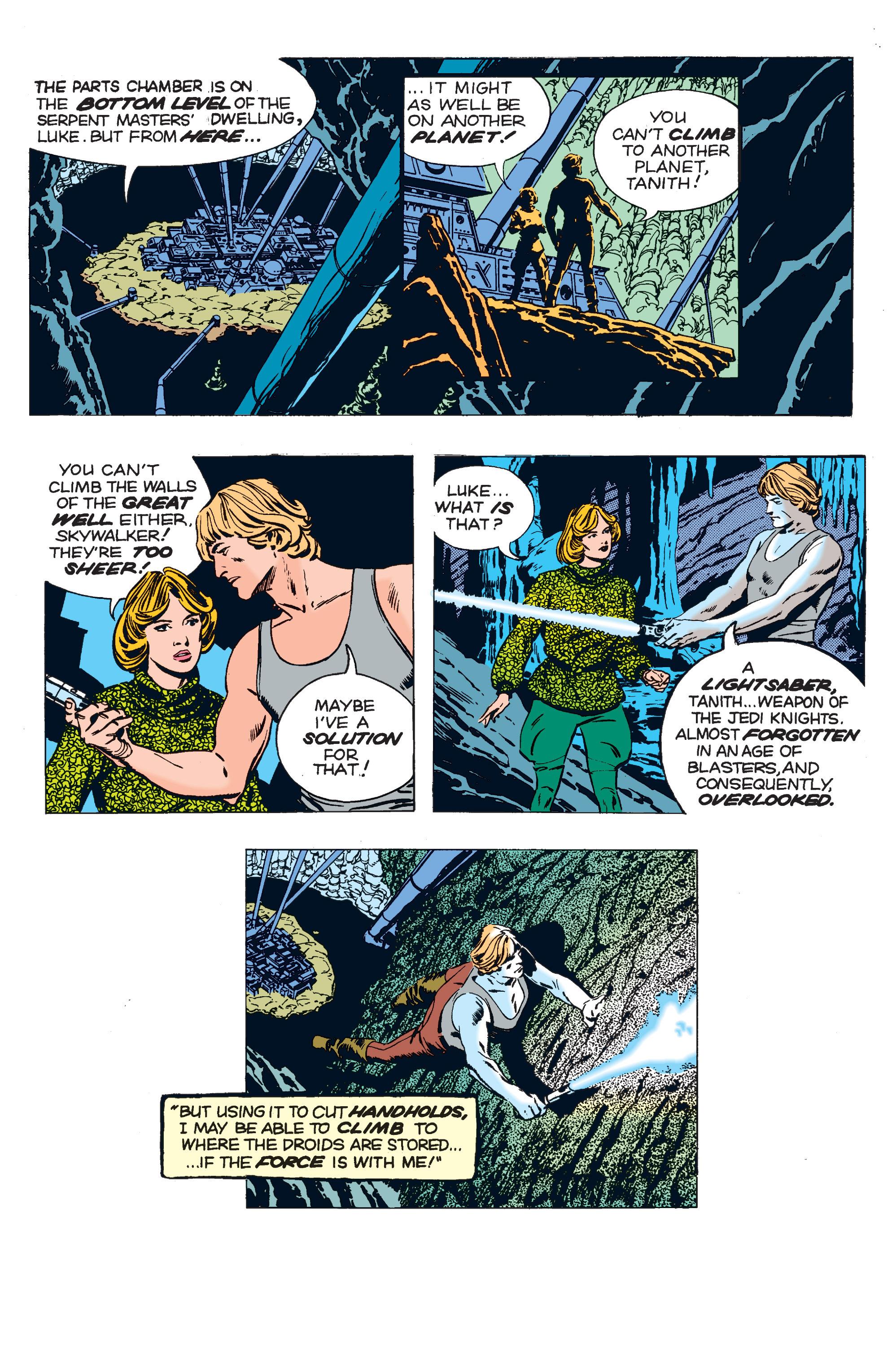Classic Star Wars #5 #5 - English 20