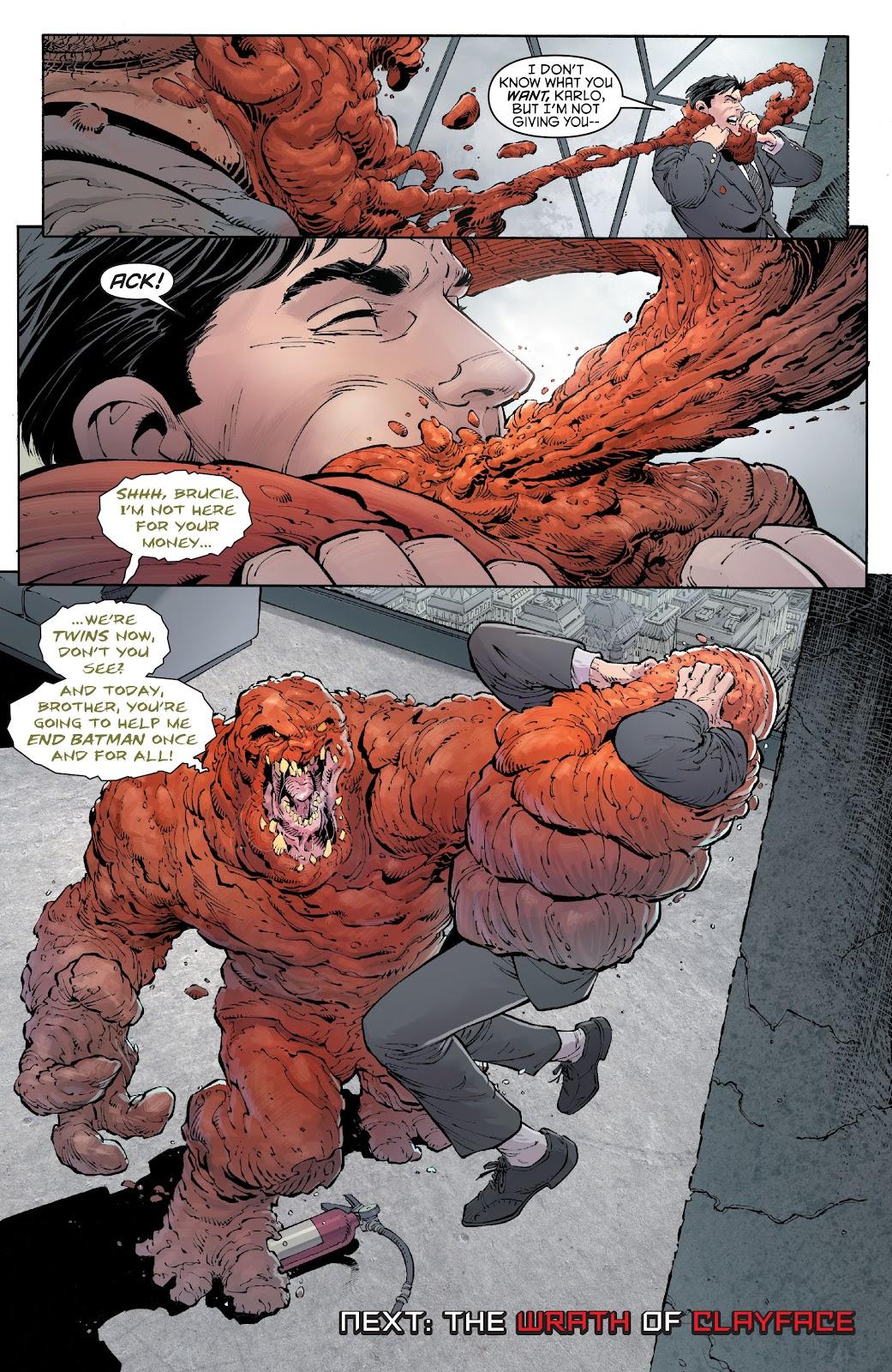Batman (2011) Issue #19 #34 - English 21