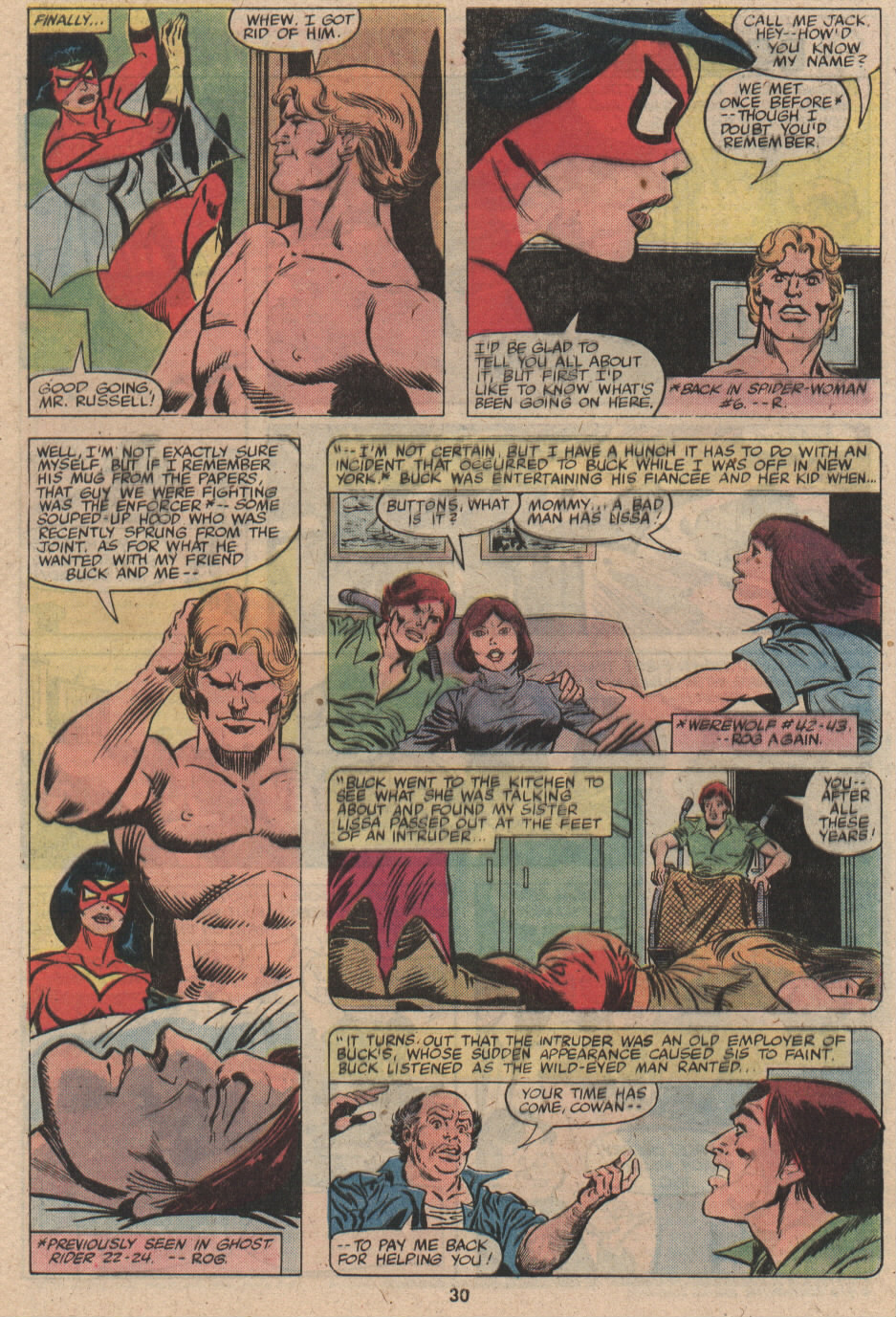 Spider-Woman (1978) #19 #32 - English 18