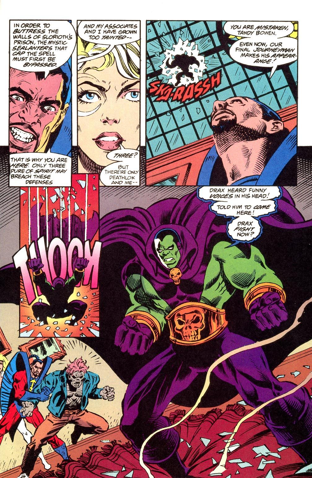 Read online Secret Defenders comic -  Issue #23 - 7