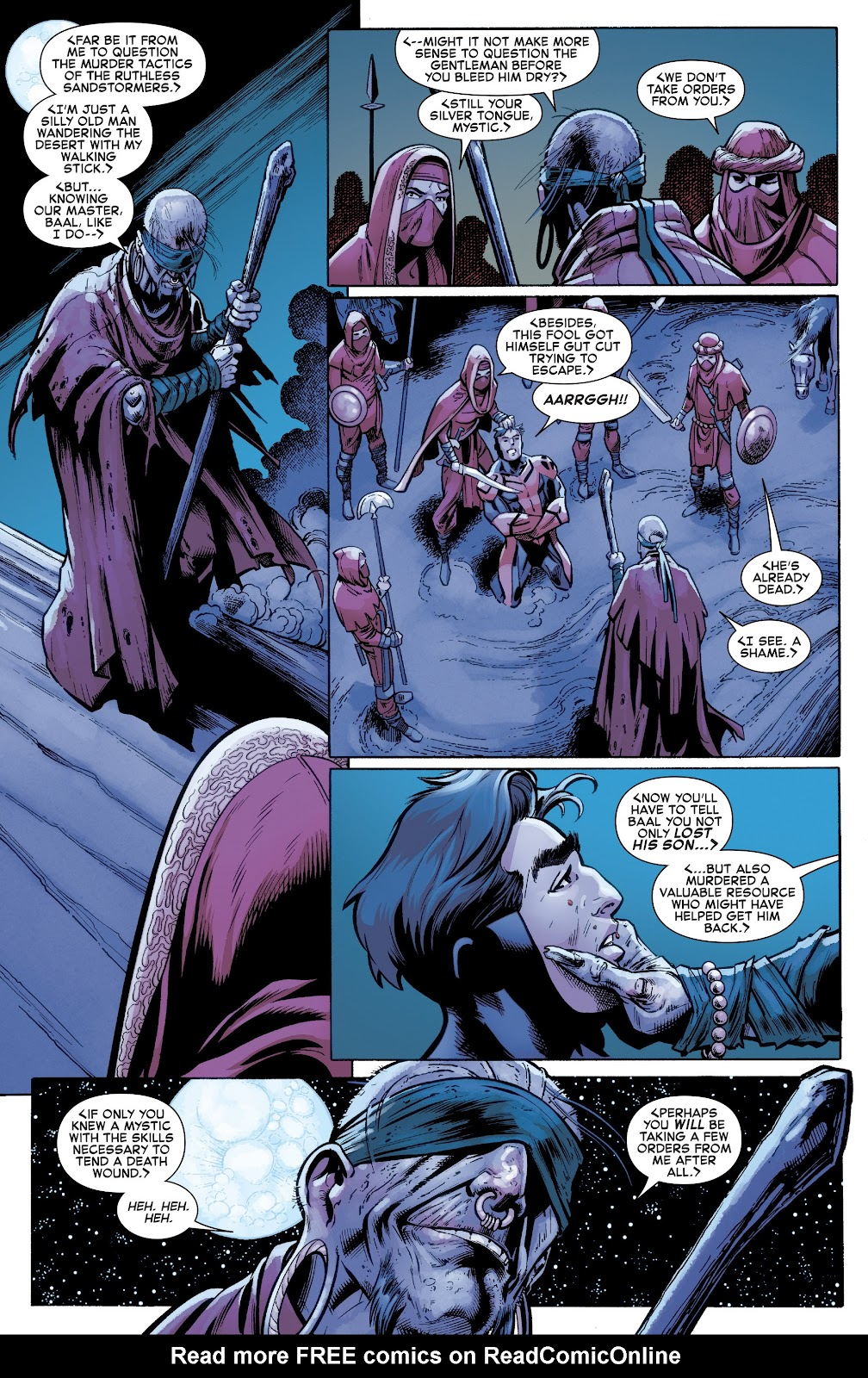 All-New X-Men (2016) Issue #10 #12 - English 4