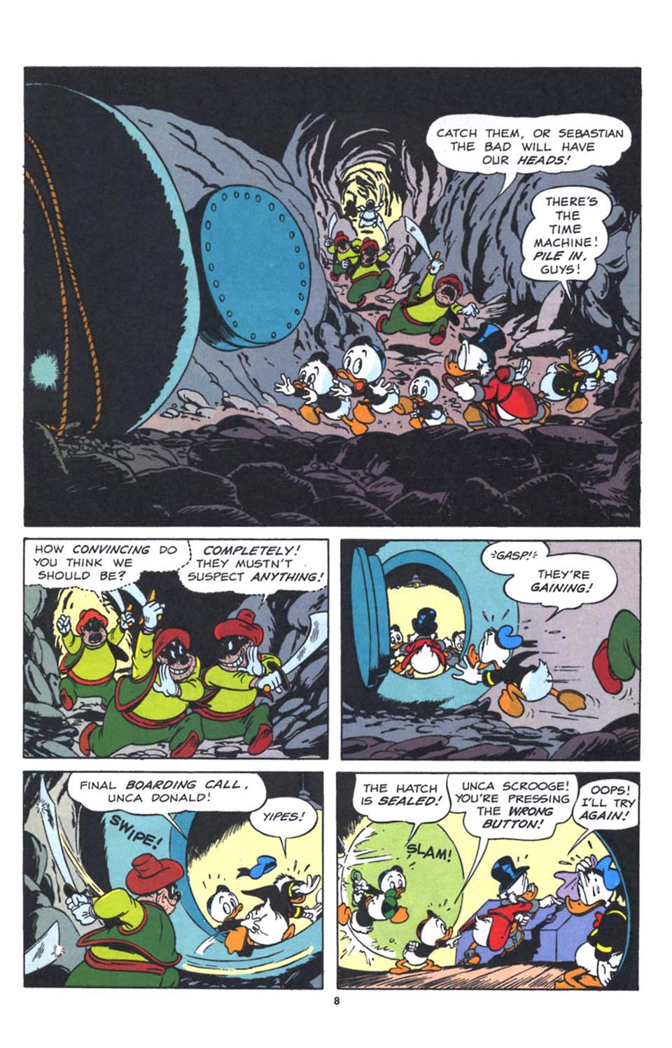 Uncle Scrooge (1953) Issue #250 #250 - English 32