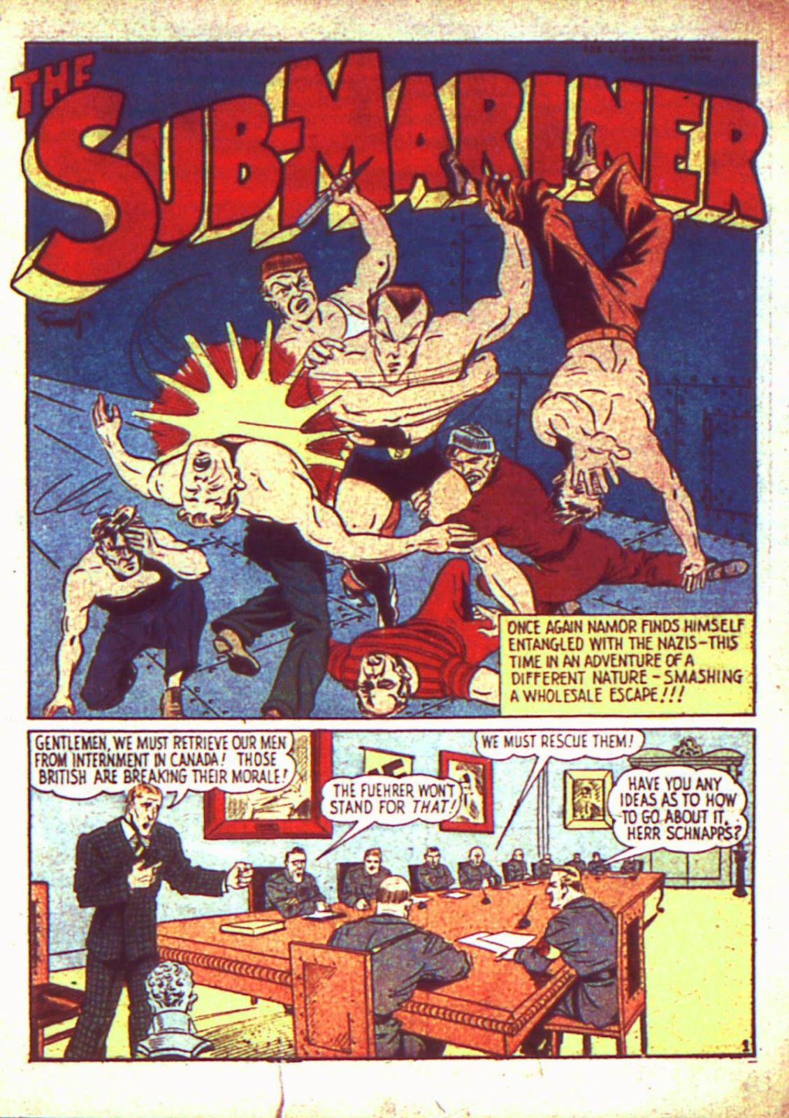 Sub-Mariner Comics Issue #2 #2 - English 3