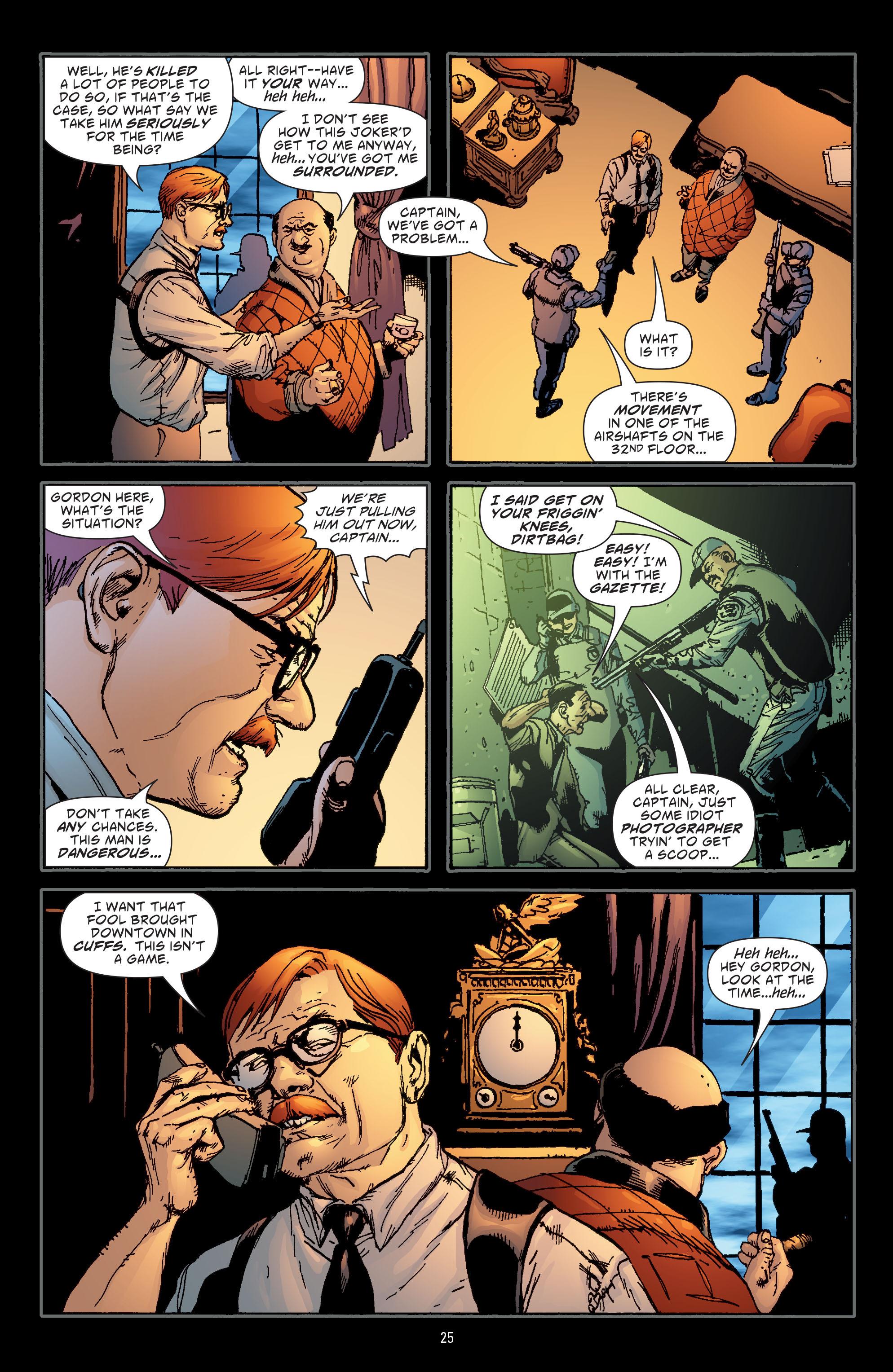 Batman: The Man Who Laughs chap 1 pic 26