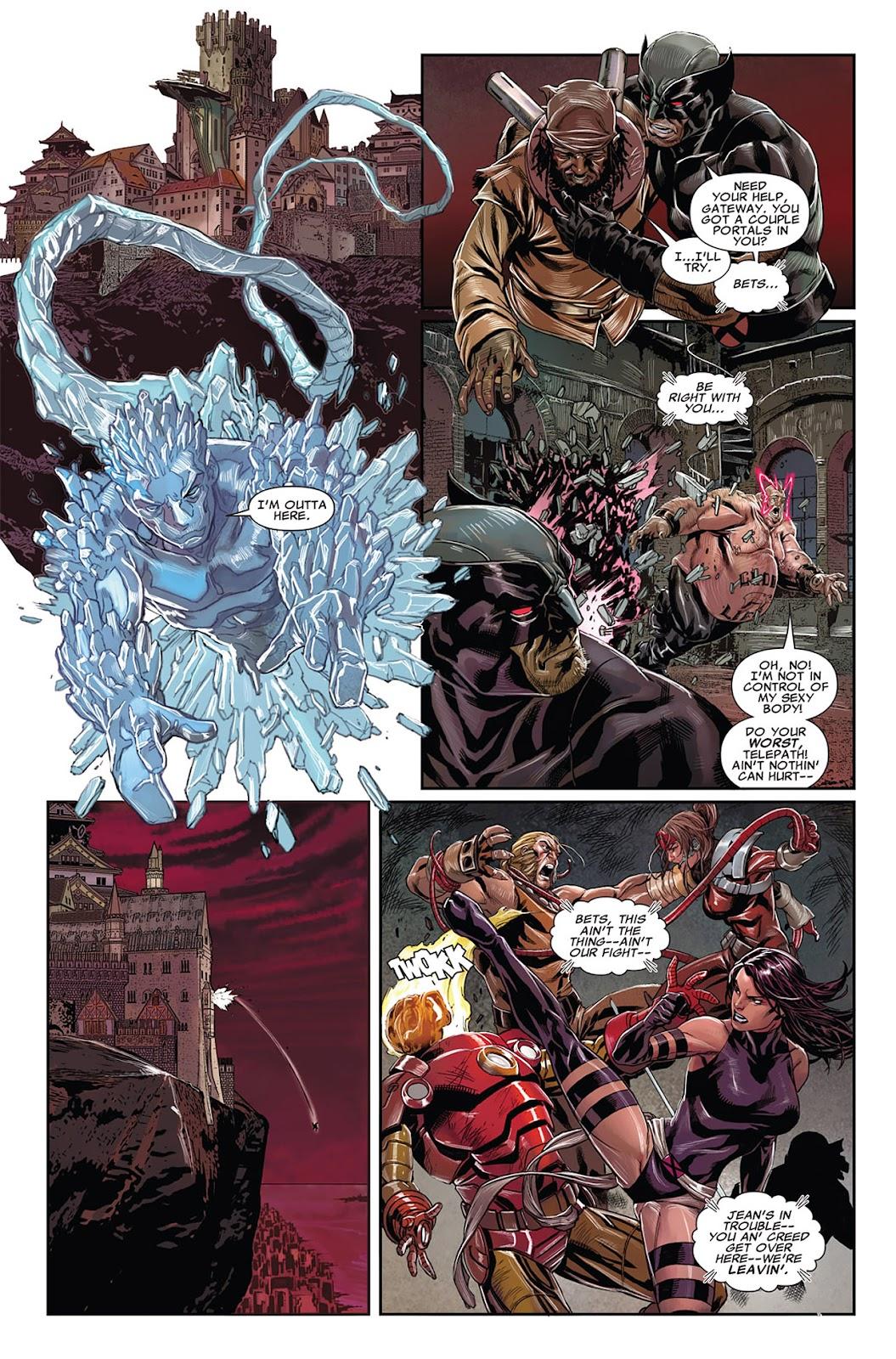 Uncanny X-Force (2010) Issue #13 #14 - English 16