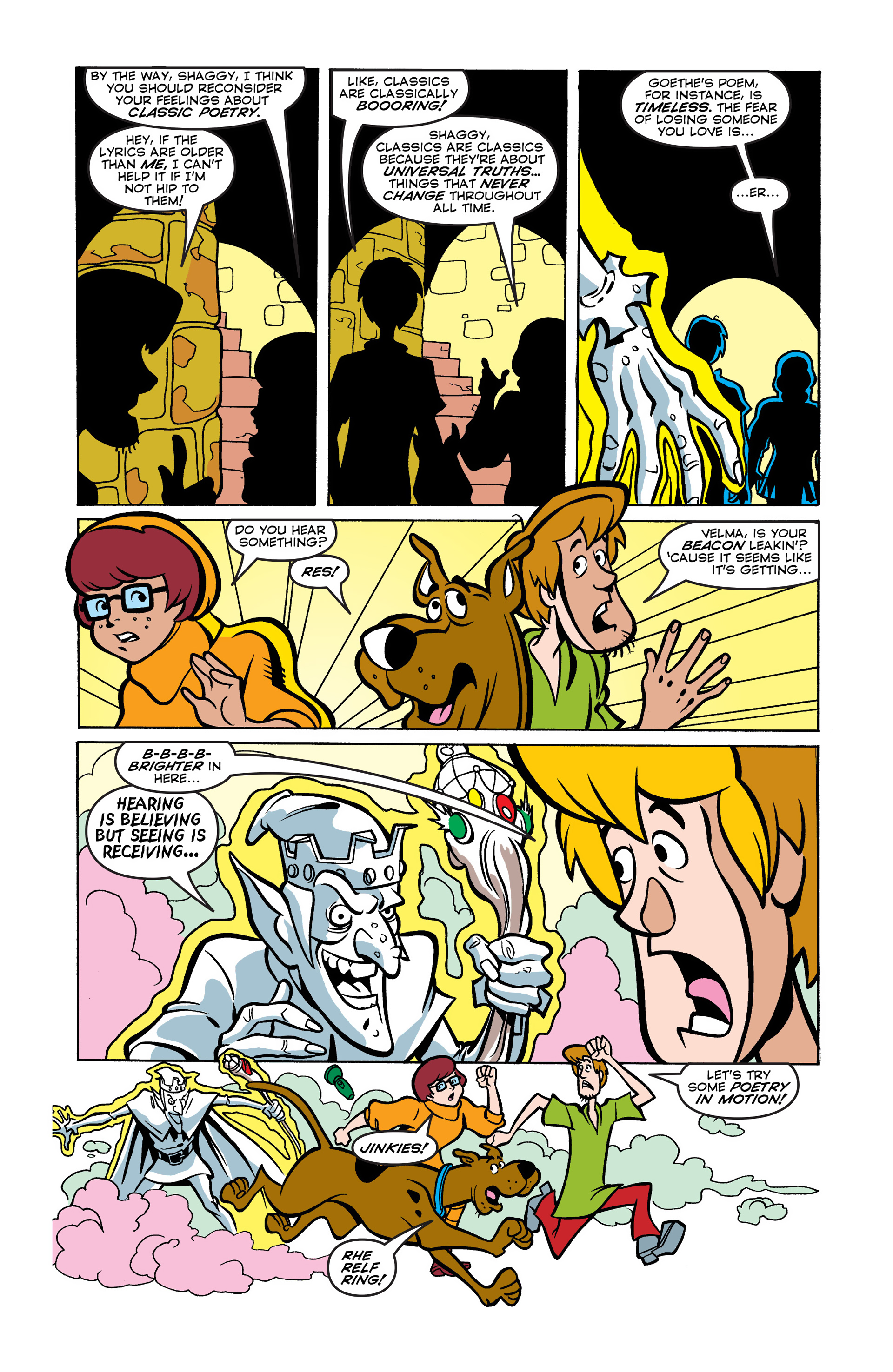 Read online Scooby-Doo (1997) comic -  Issue #49 - 17