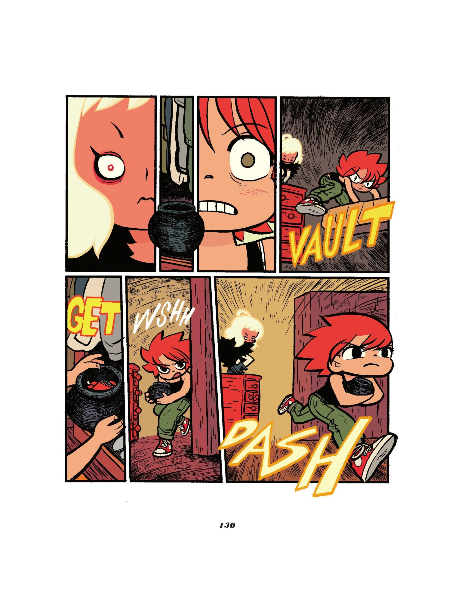 Read online Seconds comic -  Issue # Full - 131