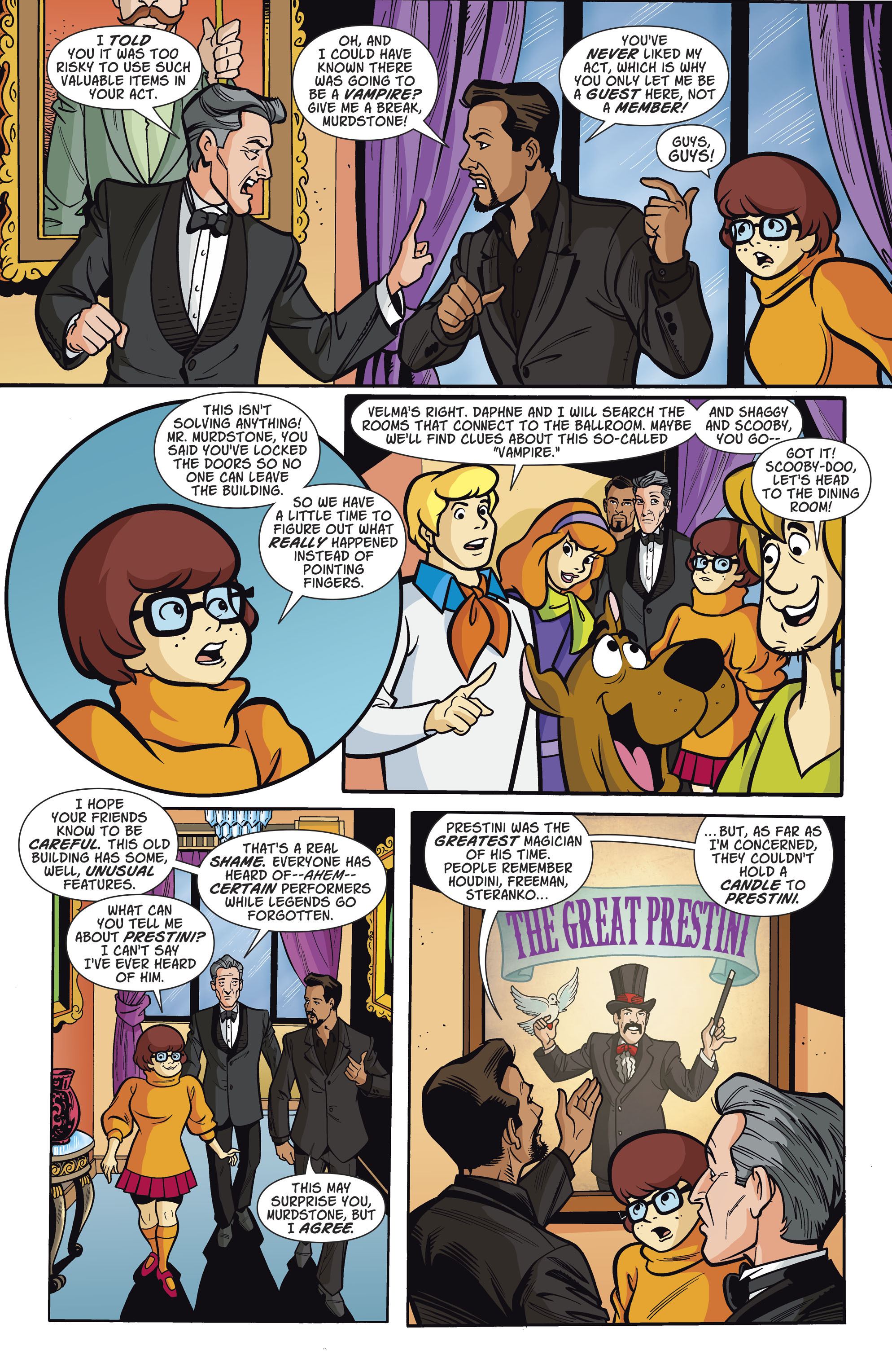 Read online Scooby-Doo: Where Are You? comic -  Issue #79 - 6