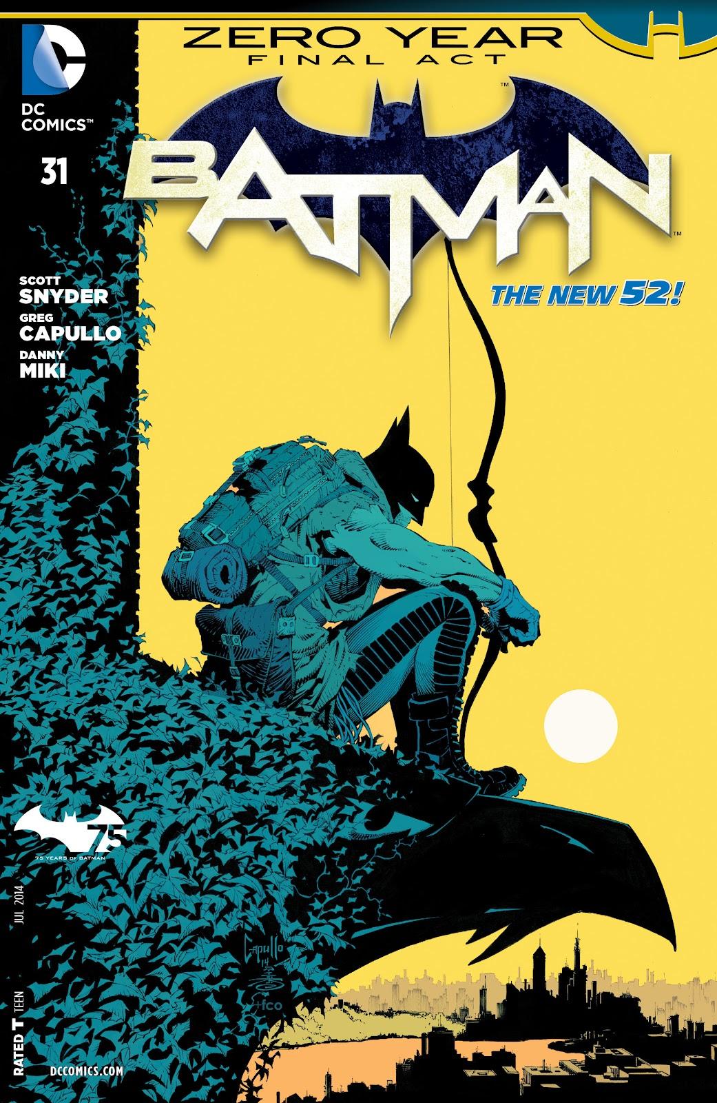 Batman (2011) Issue #31 #50 - English 24
