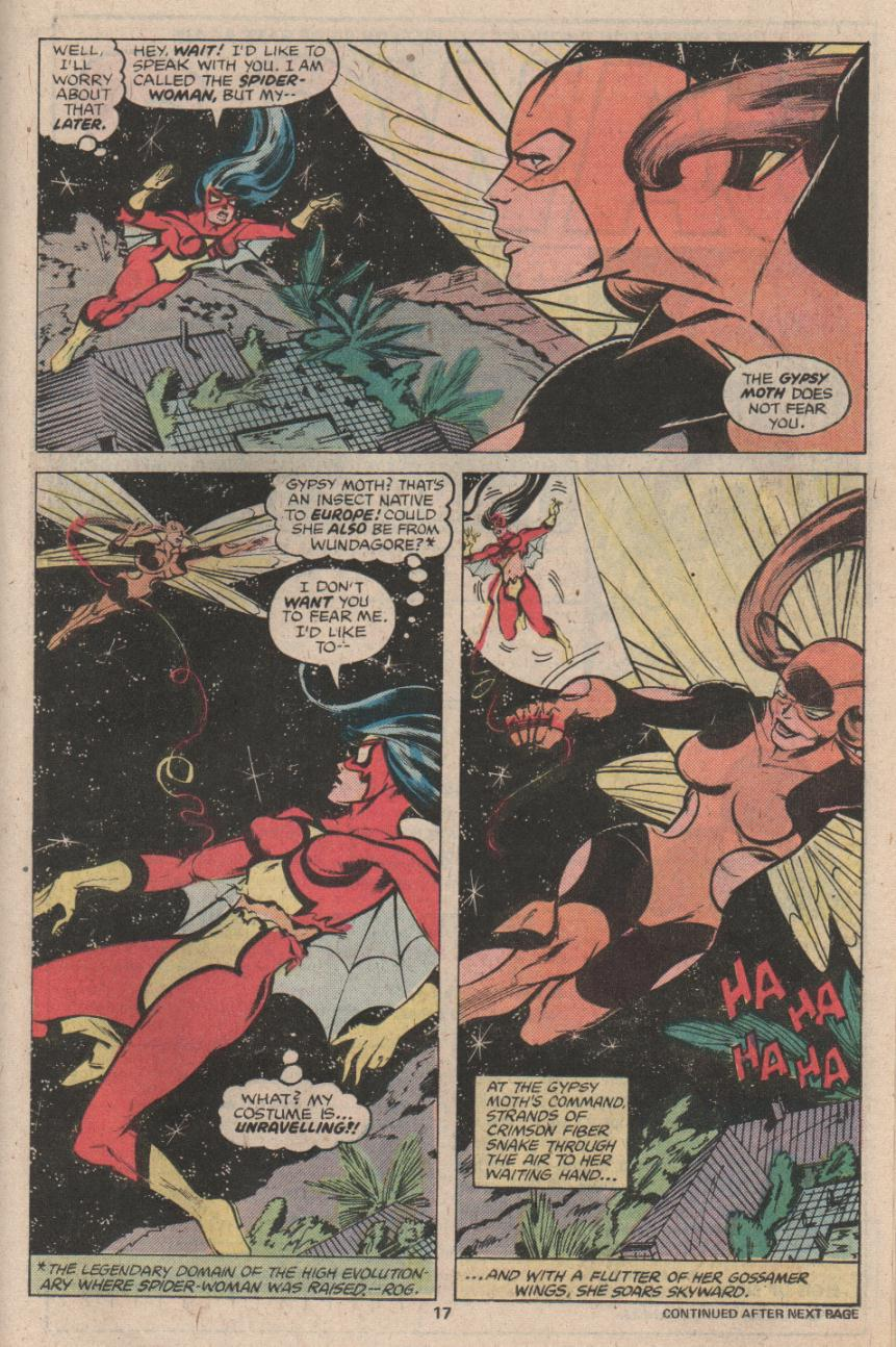 Spider-Woman (1978) #10 #41 - English 12