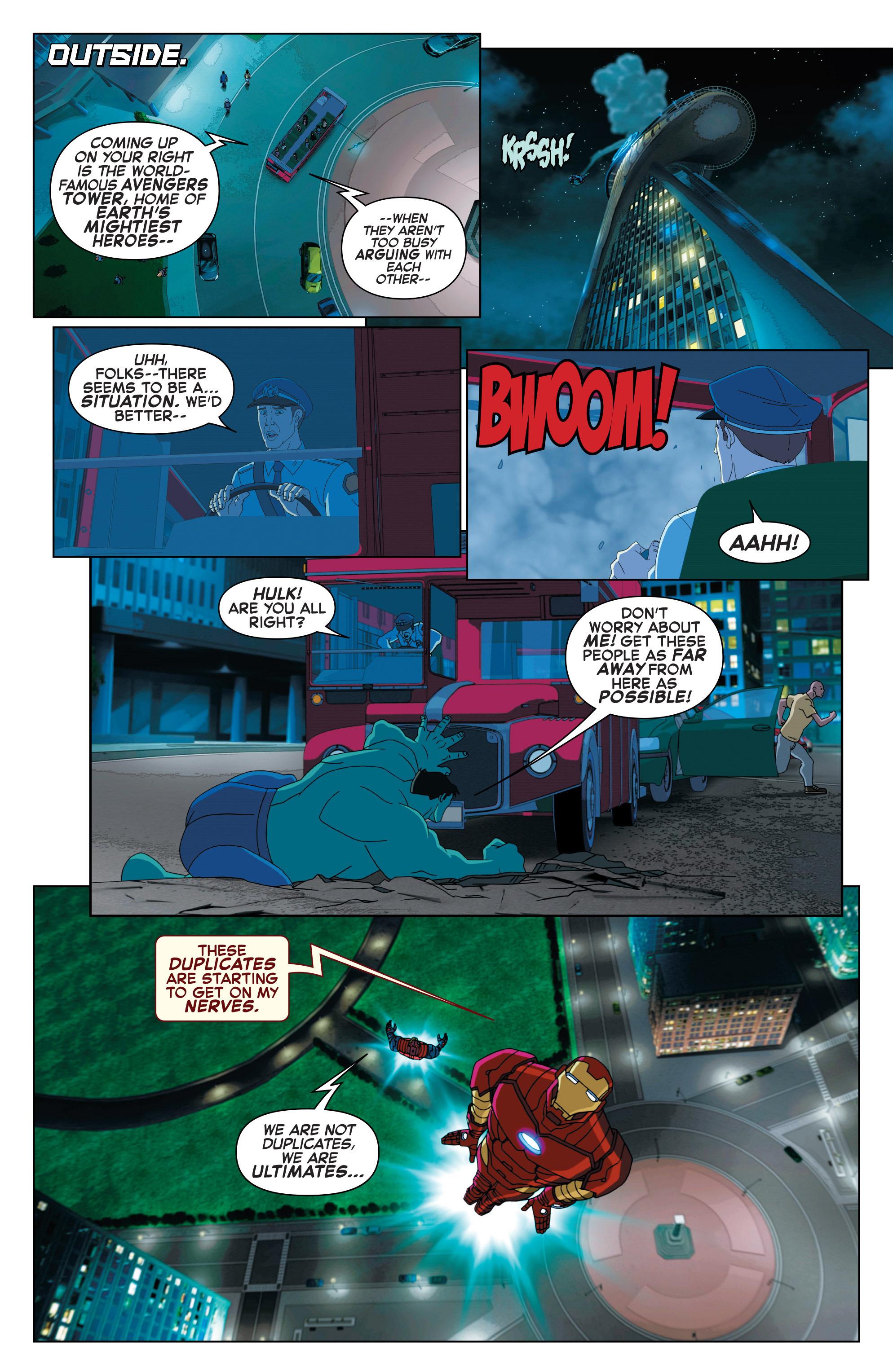Read online Marvel Universe Avengers: Ultron Revolution comic -  Issue #2 - 12
