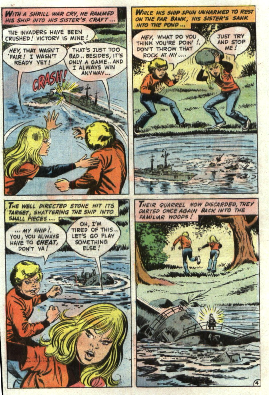 Read online Scary Tales comic -  Issue #24 - 20