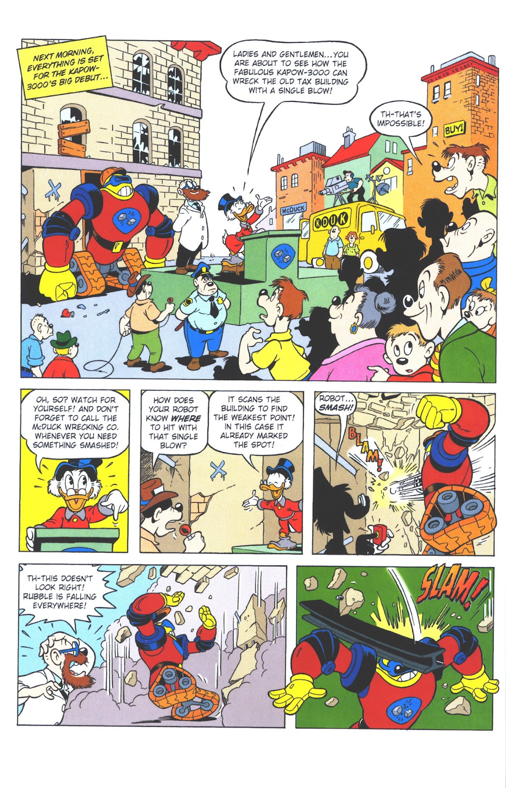 Uncle Scrooge (1953) Issue #379 #379 - English 42