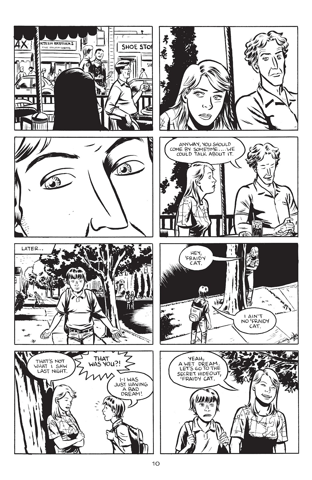 Stray Bullets Issue #25 #25 - English 12