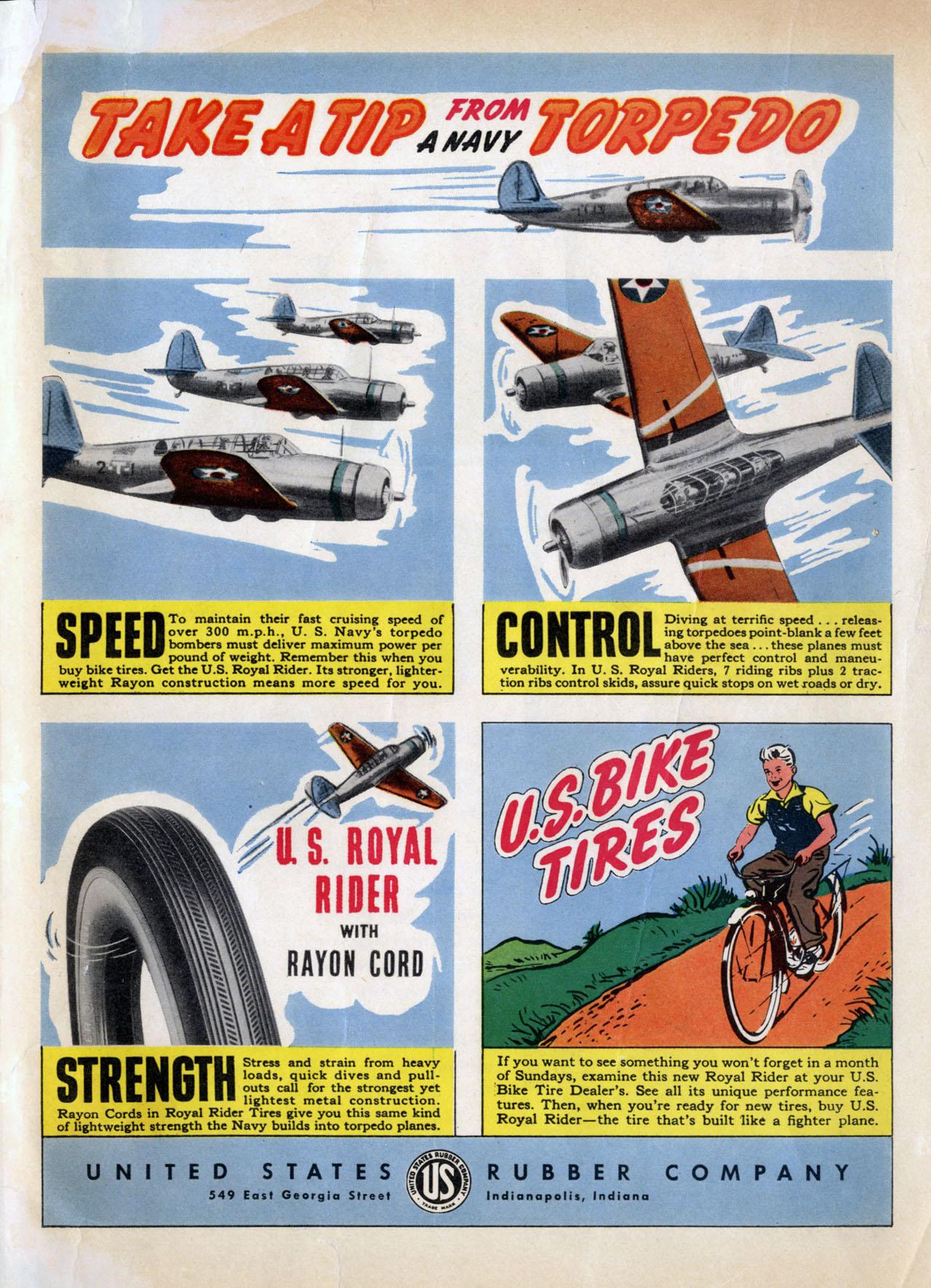 Police Comics #1 #127 - English 68