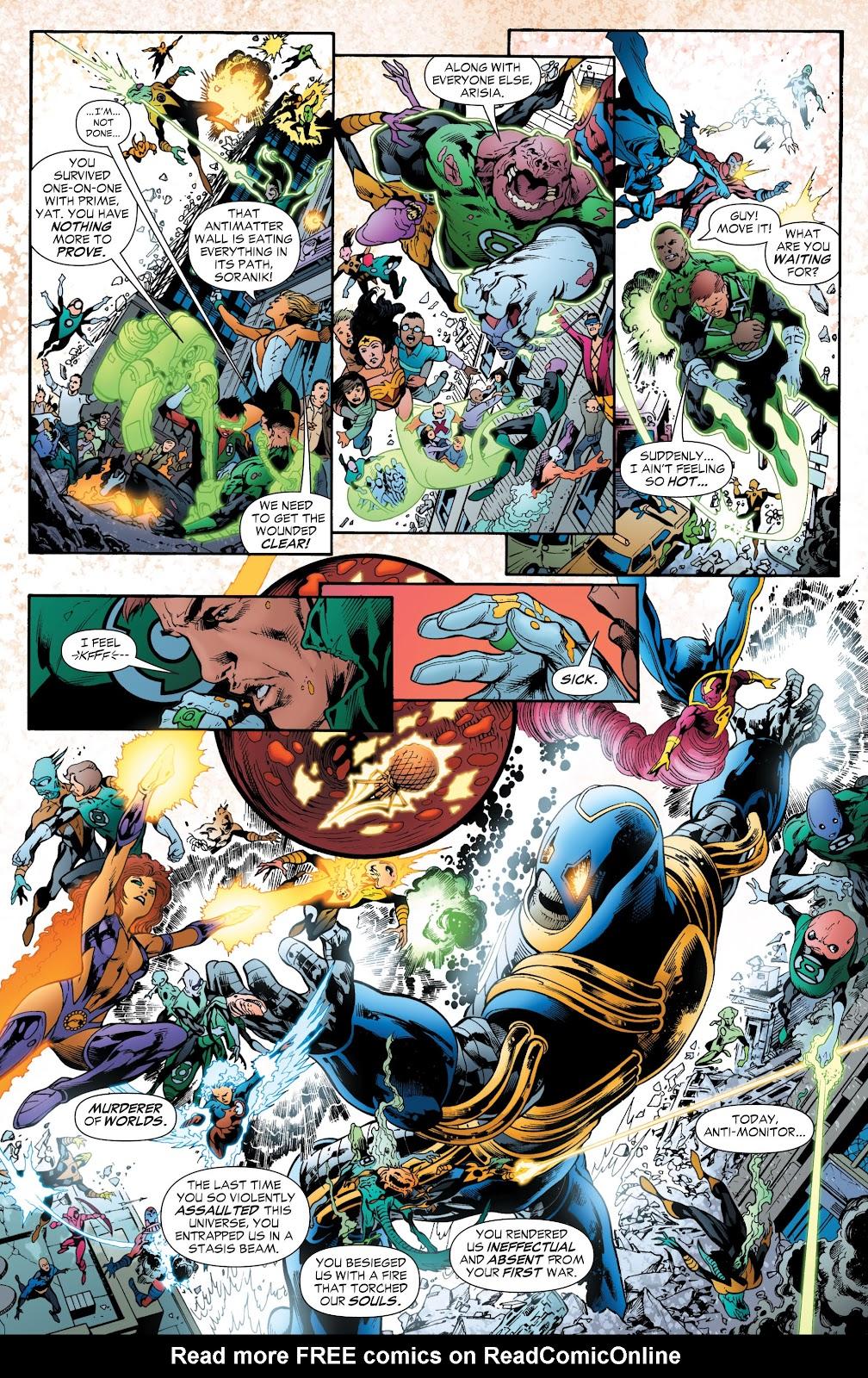 Green Lantern: The Sinestro Corps War Full #1 - English 259