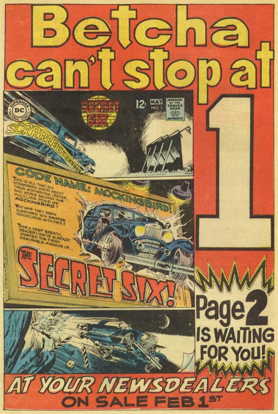 Aquaman (1962) Issue #38 #38 - English 8