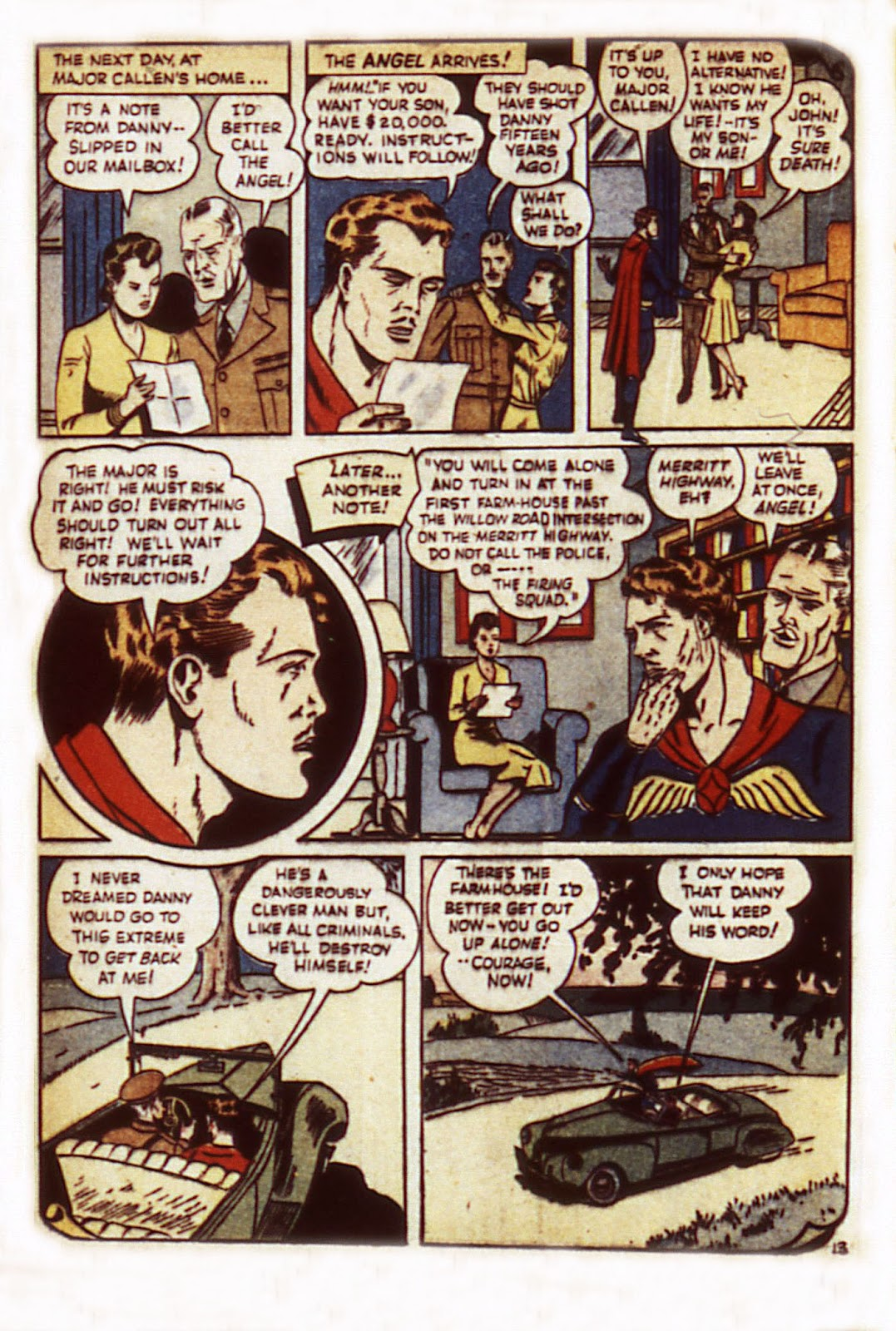 Sub-Mariner Comics Issue #7 #7 - English 36