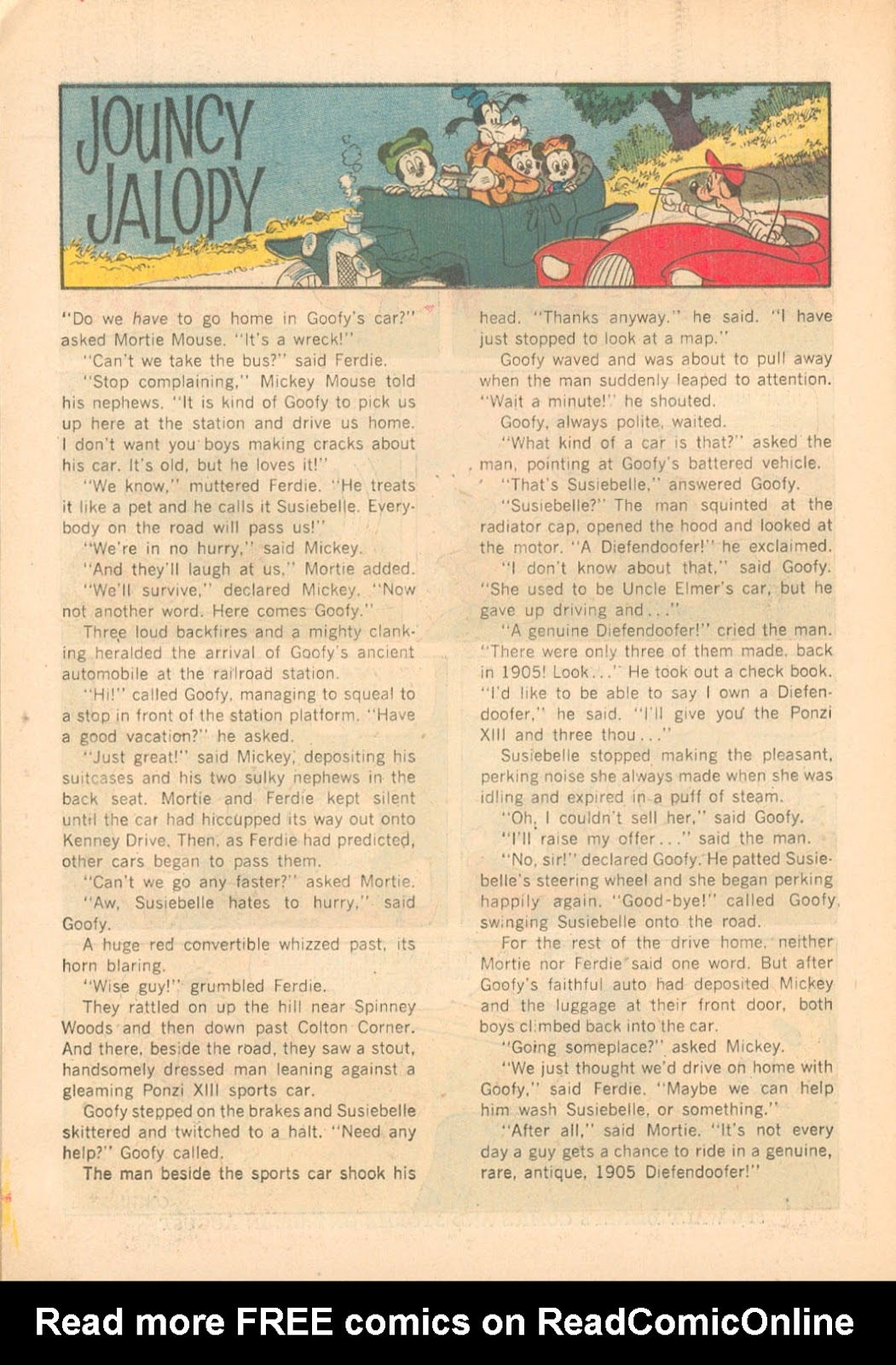 Uncle Scrooge (1953) Issue #52 #52 - English 18