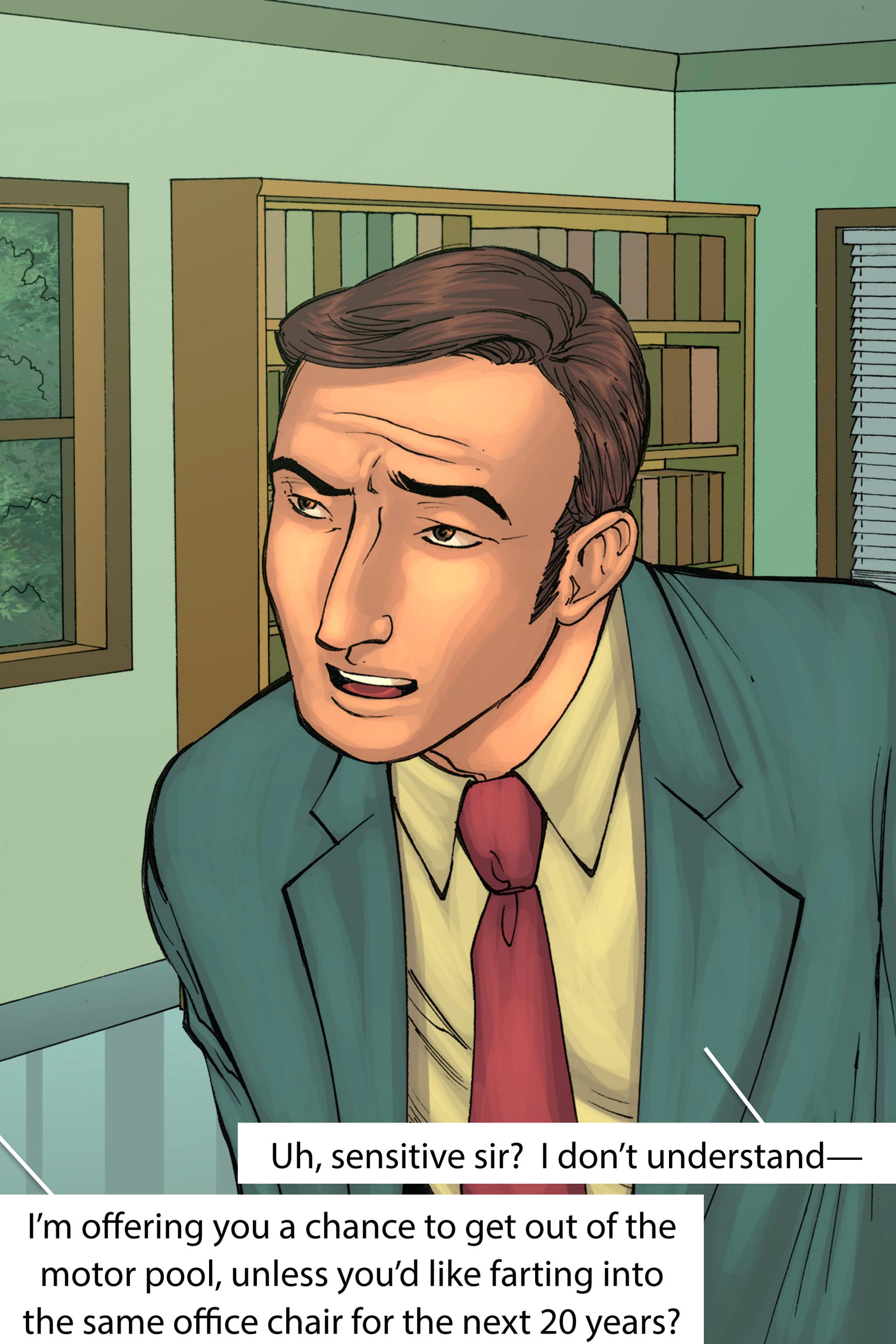 Read online Z-Men comic -  Issue #1 - 87