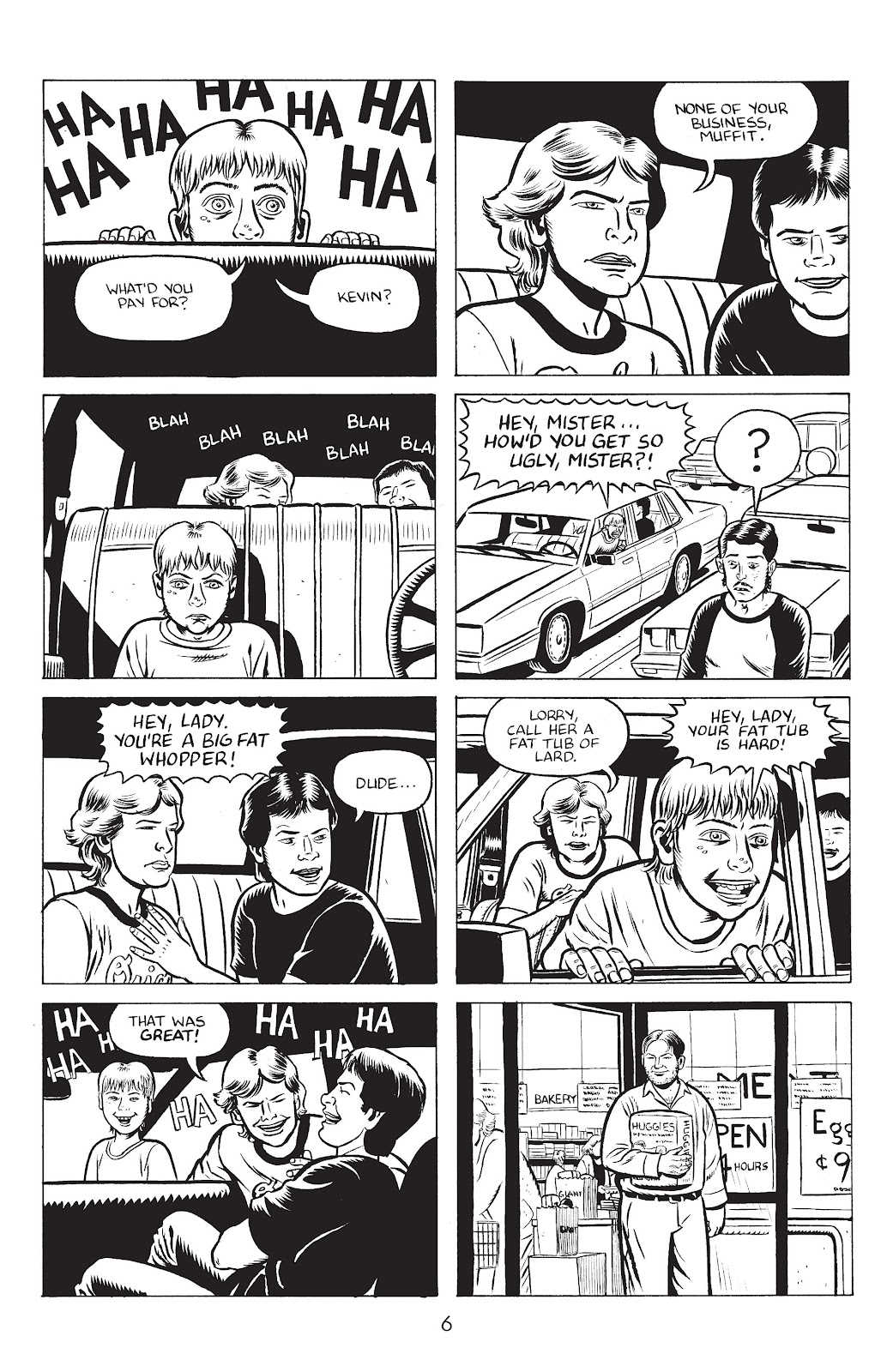 Stray Bullets Issue #32 #32 - English 8