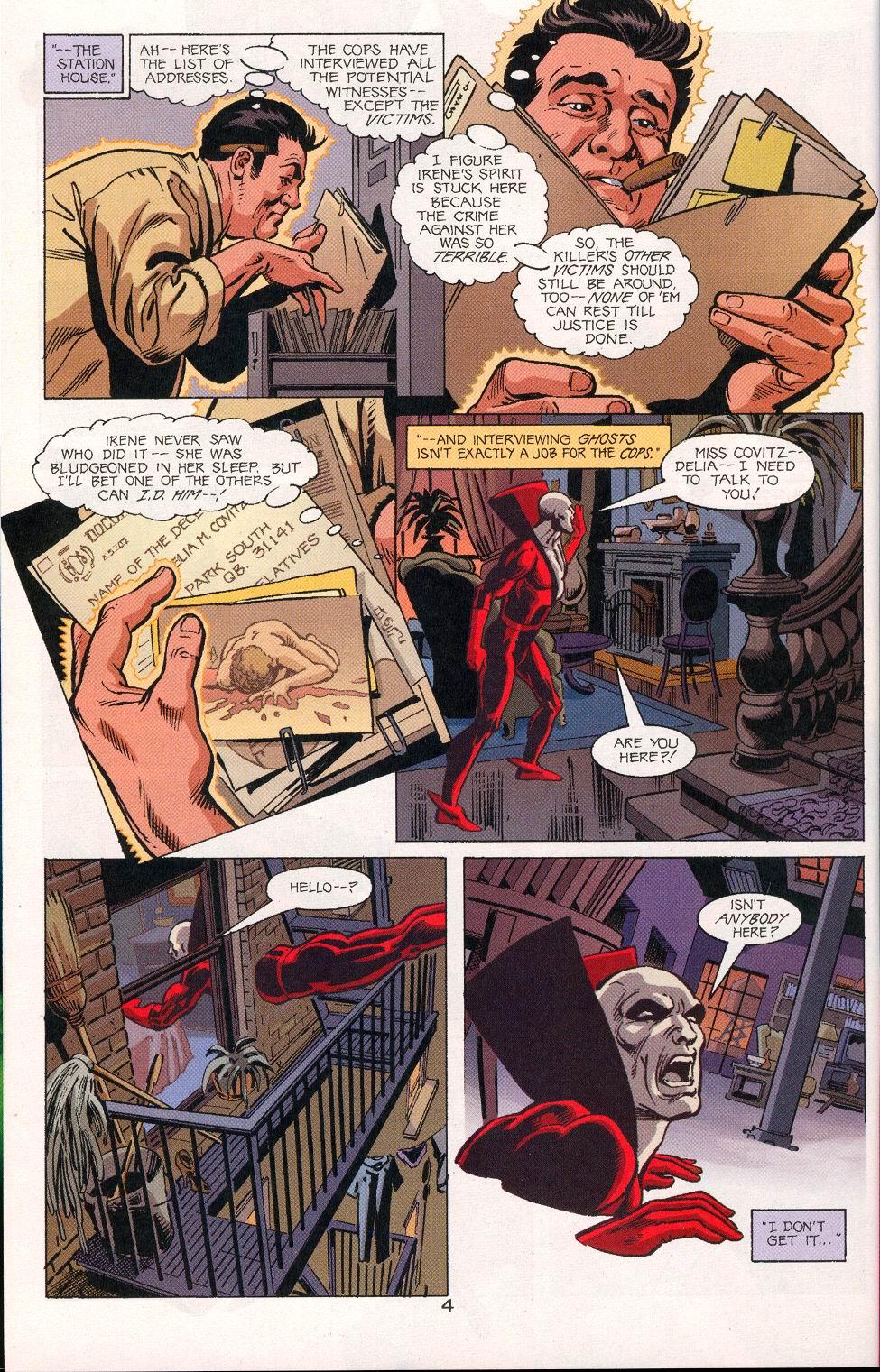 Read online Deadman (2002) comic -  Issue #6 - 5