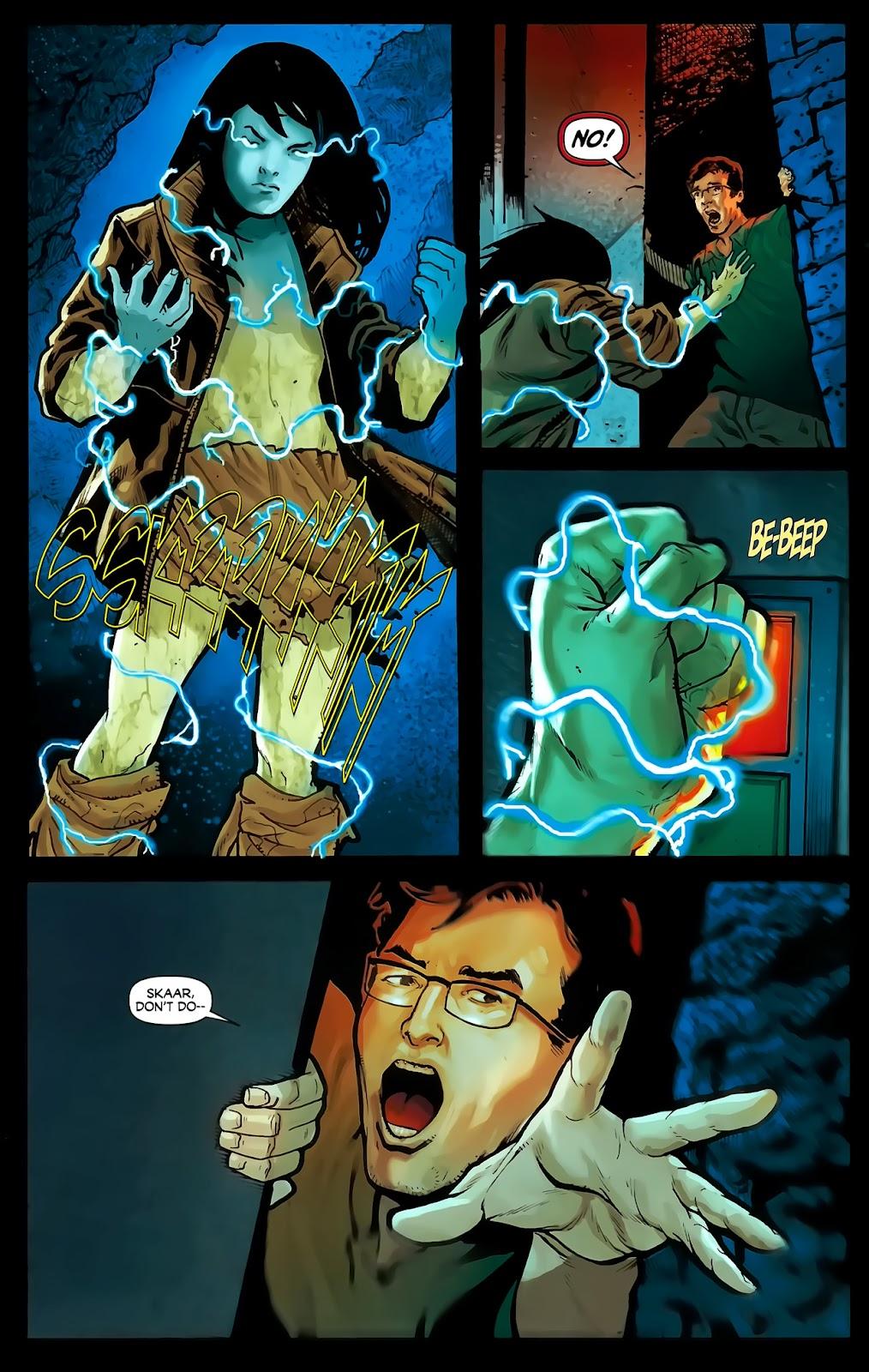 Incredible Hulks (2010) Issue #614 #4 - English 25