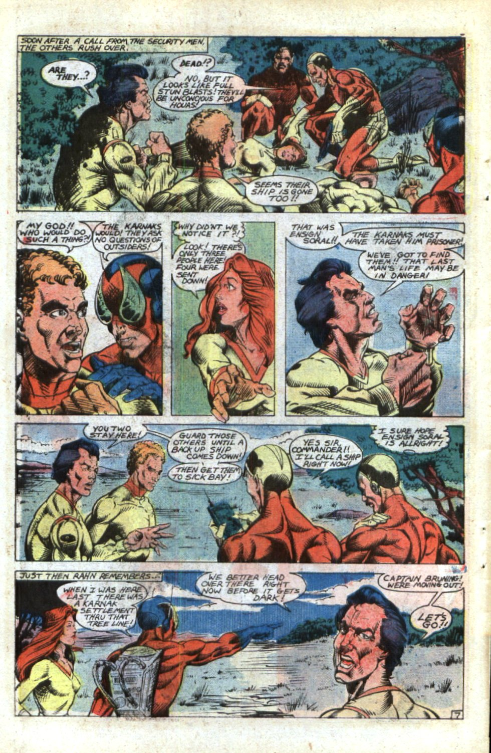 Read online Scary Tales comic -  Issue #37 - 10