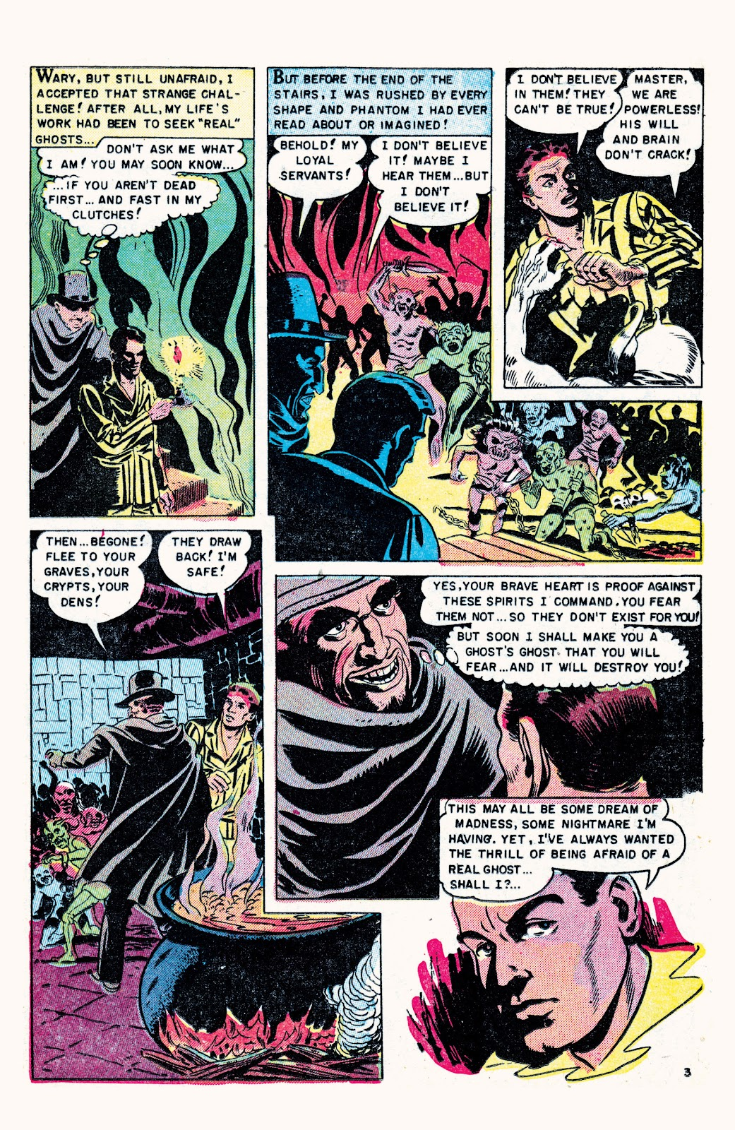 Haunted Horror Issue #10 #10 - English 16