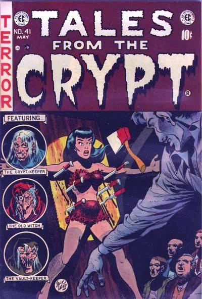 Tales From The Crypt (1950) 41 Page 1