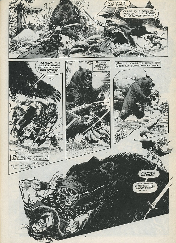 The Savage Sword Of Conan Issue #179 #180 - English 7