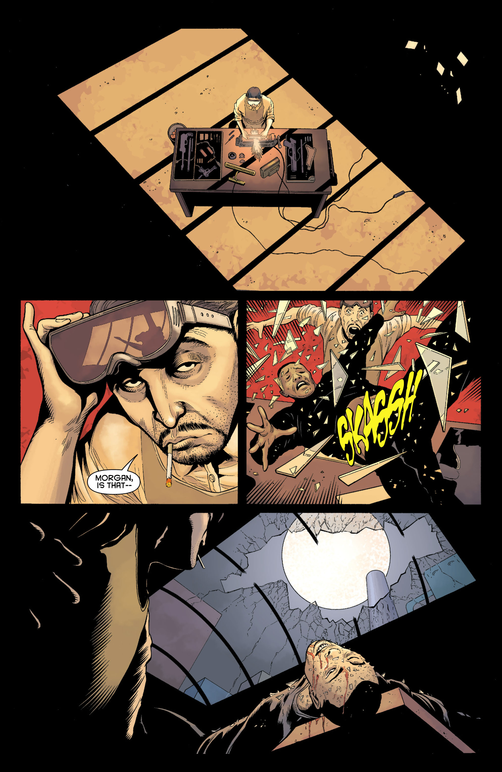 Batman and Robin (2011) chap 1 pic 124