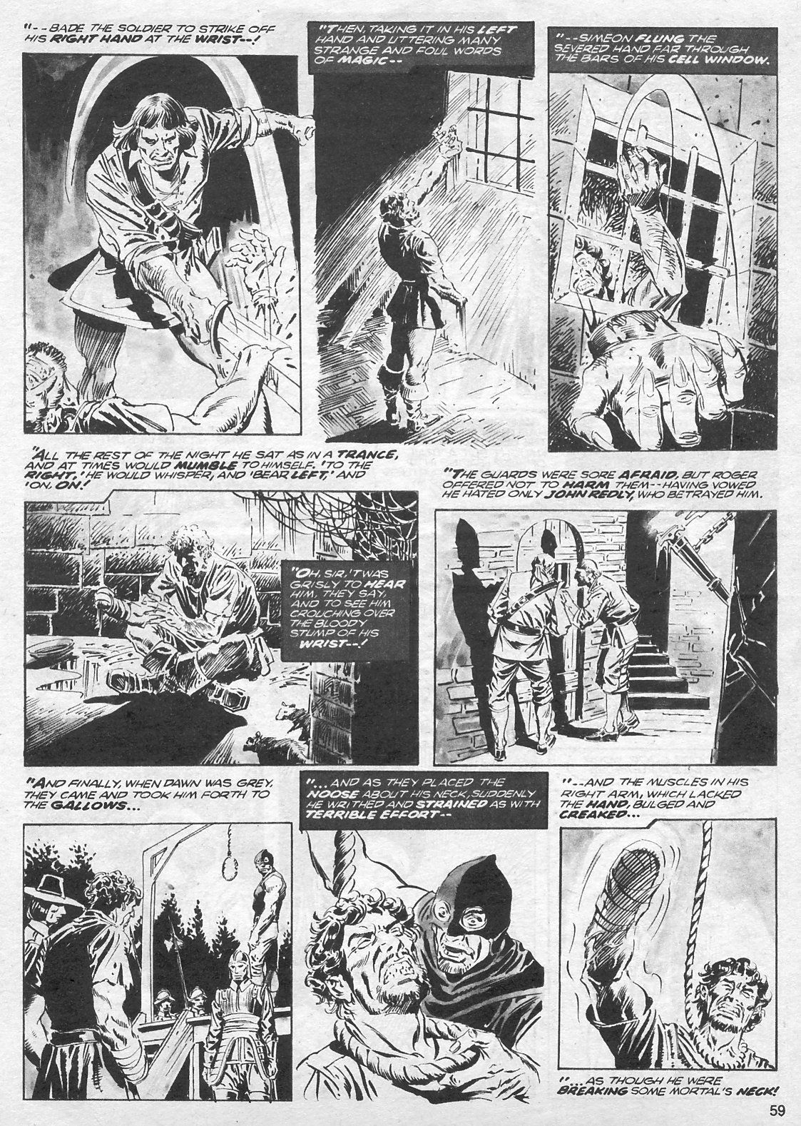 The Savage Sword Of Conan Issue #13 #14 - English 57