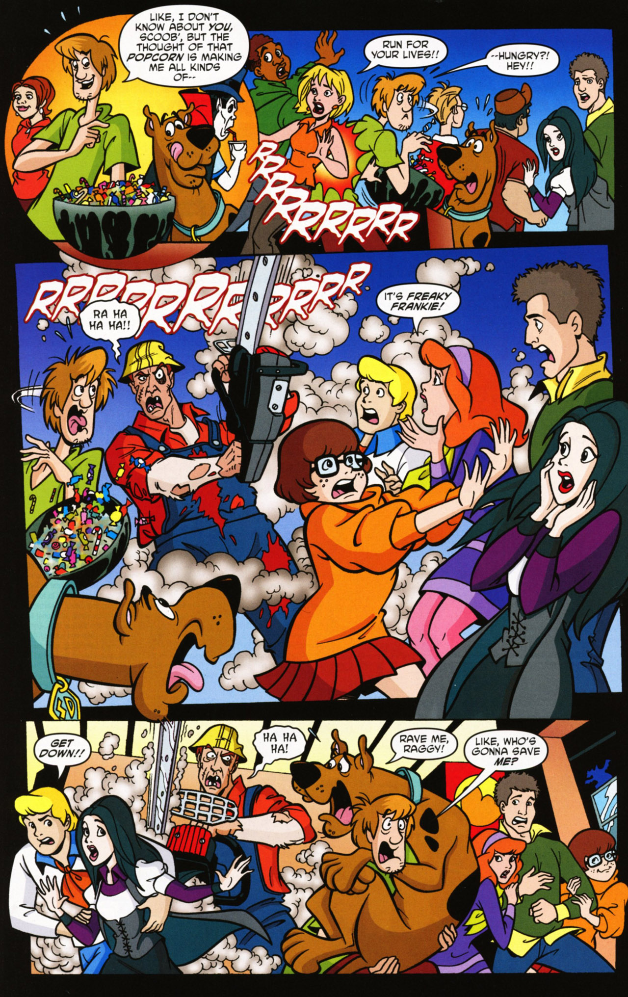 Read online Scooby-Doo (1997) comic -  Issue #159 - 14