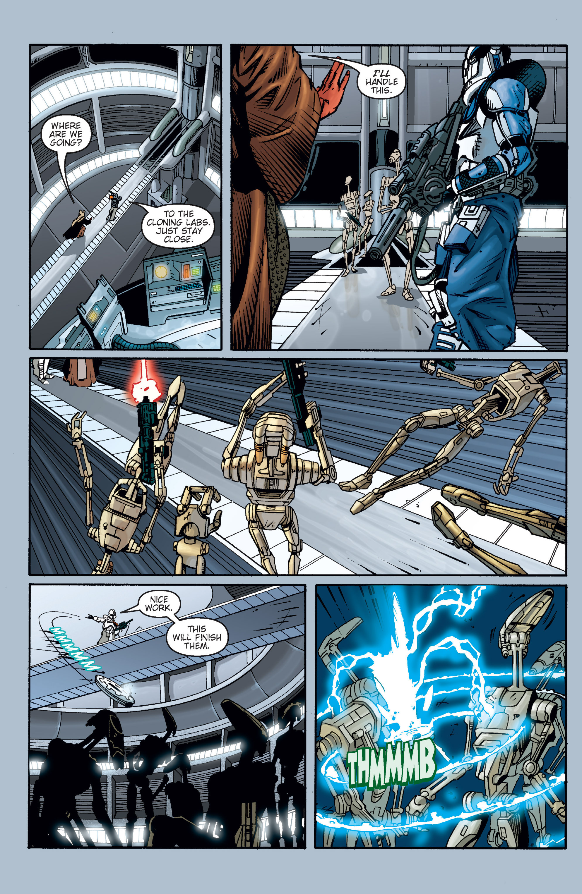 Star Wars Legends Epic Collection: The Clone Wars chap 1 pic 70